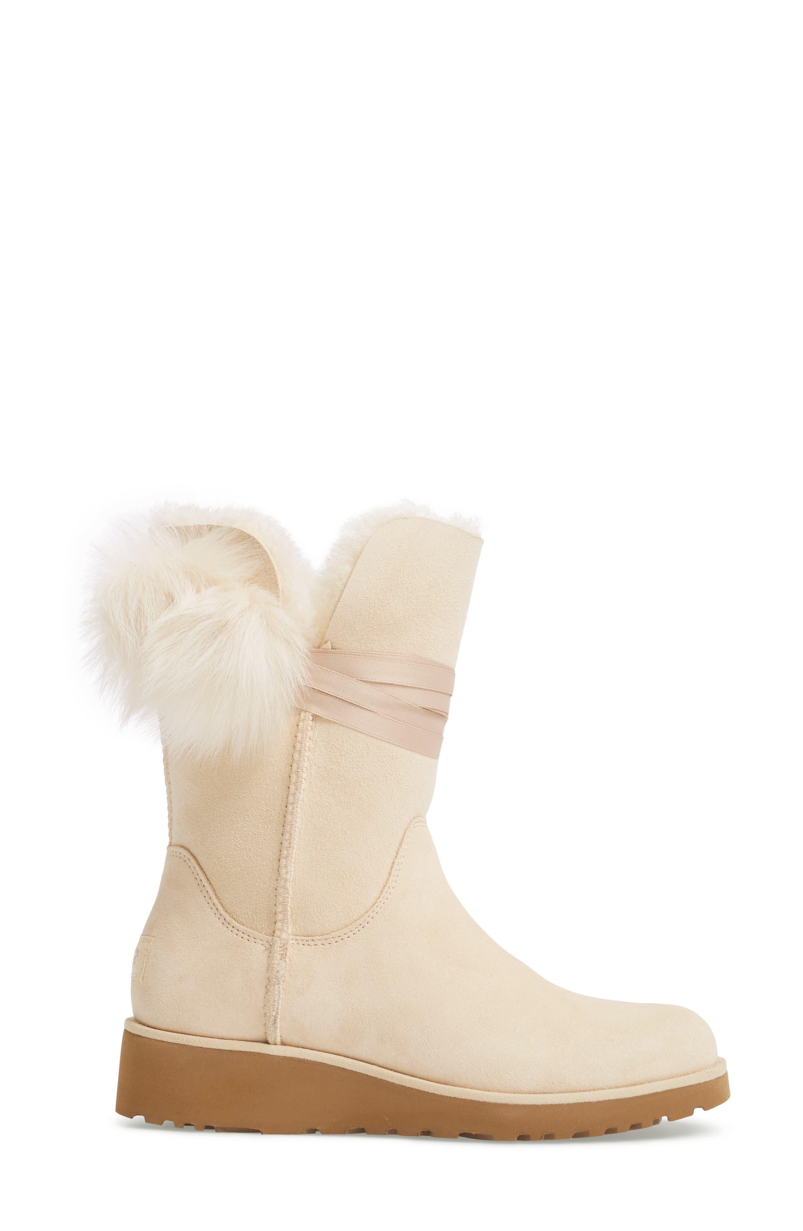 Alternate Image 3  - UGG® Brita Boot (Women)