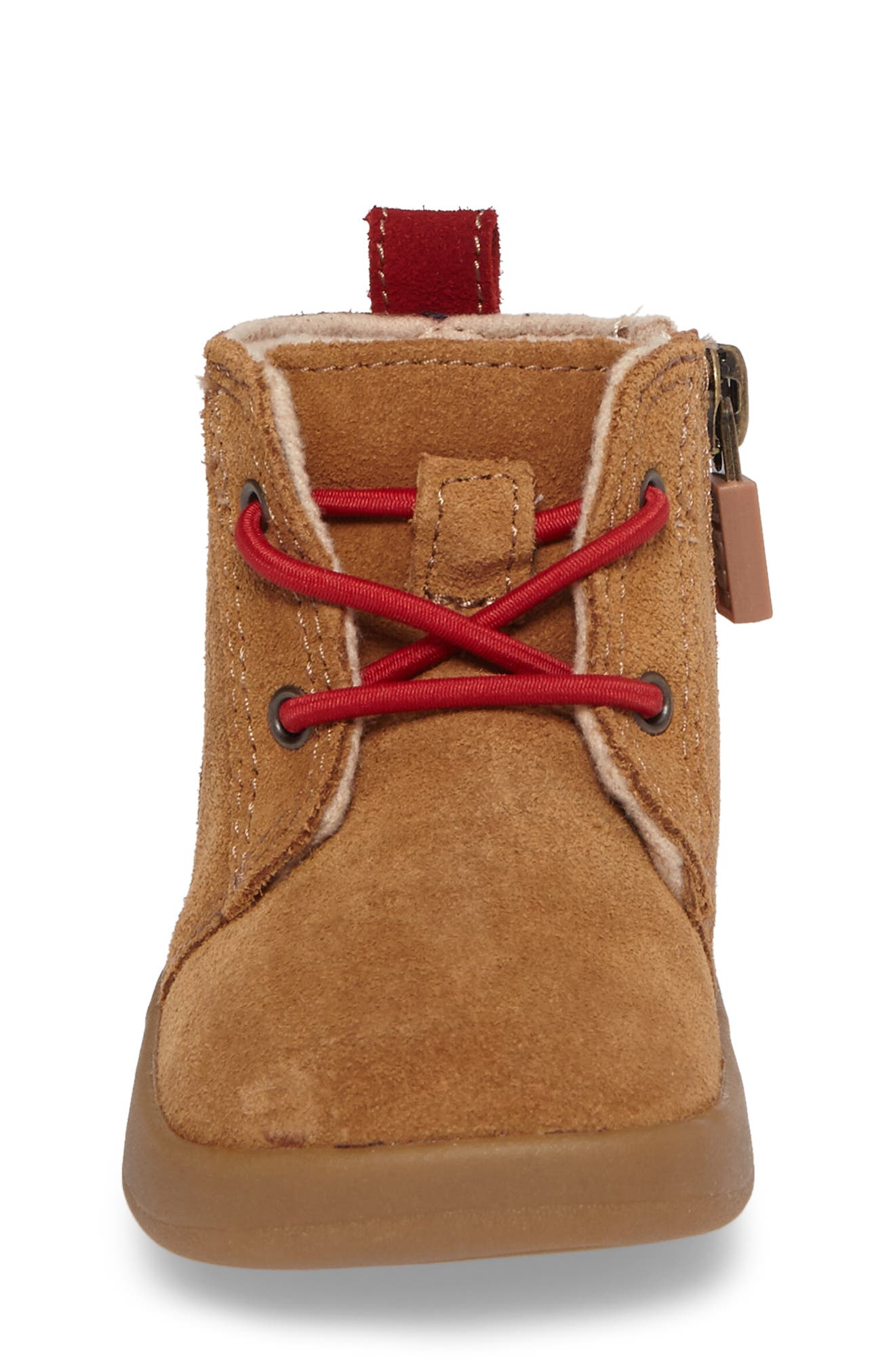 Alternate Image 4  - UGG® Kristjan Chukka Bootie Sneaker (Baby & Walker)