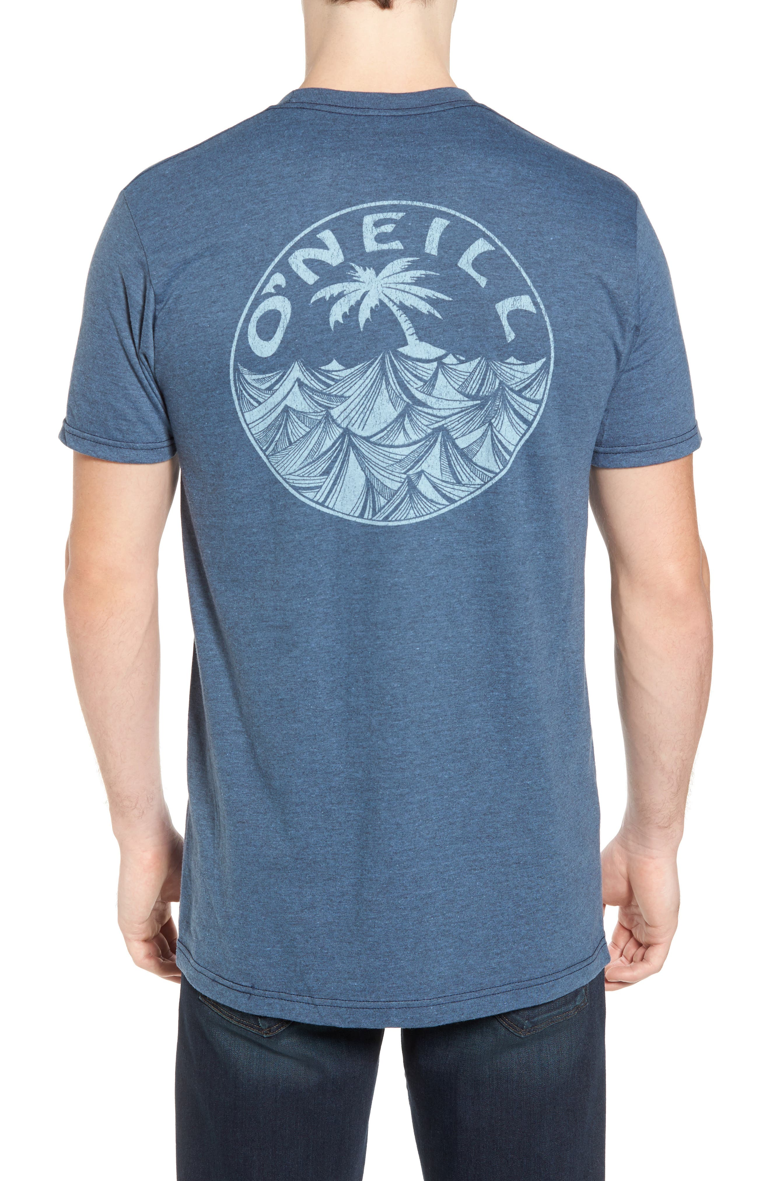 Alternate Image 2  - O'Neill Waver Graphic T-Shirt