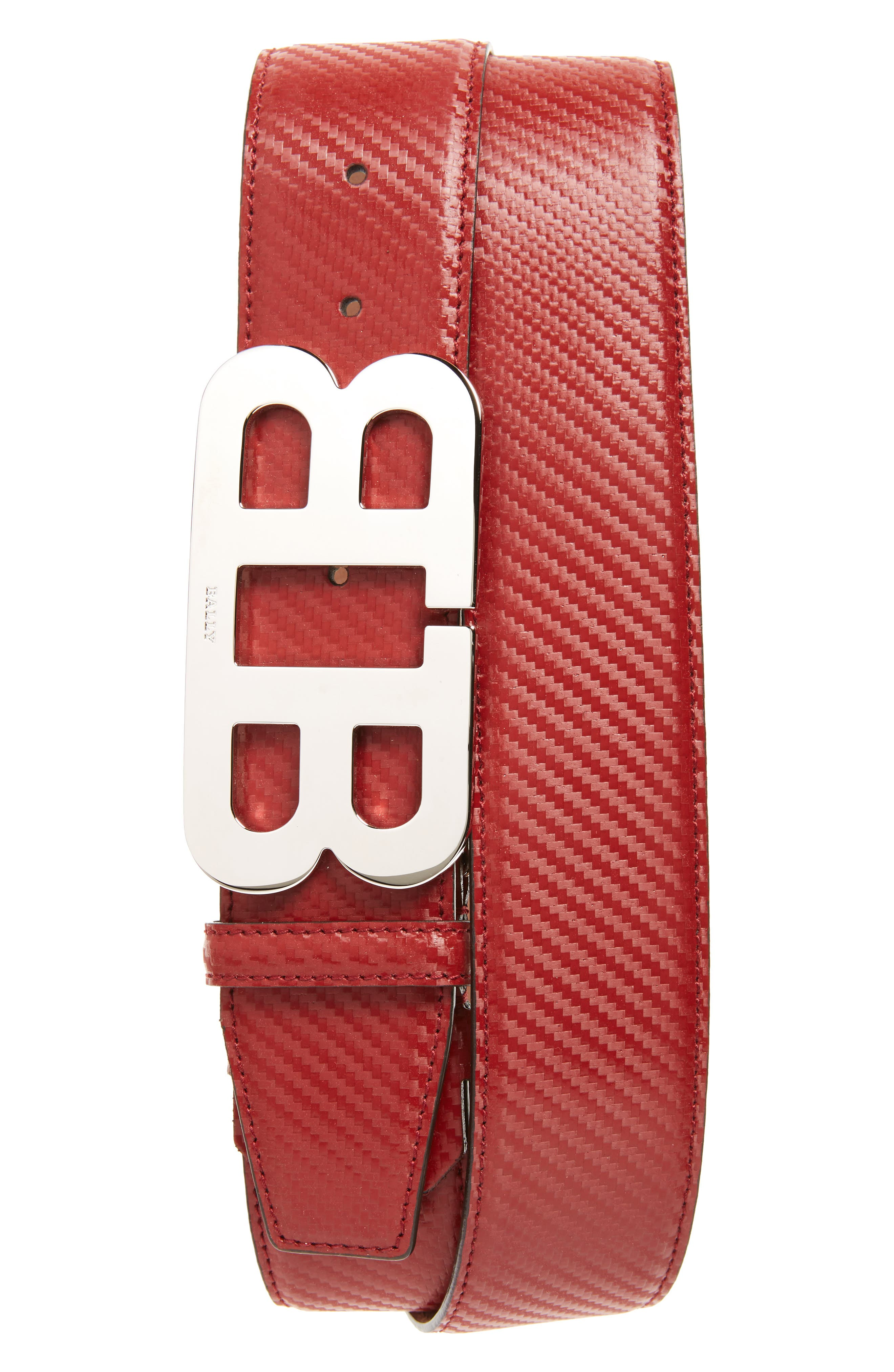 Alternate Image 1 Selected - Bally Leather Belt