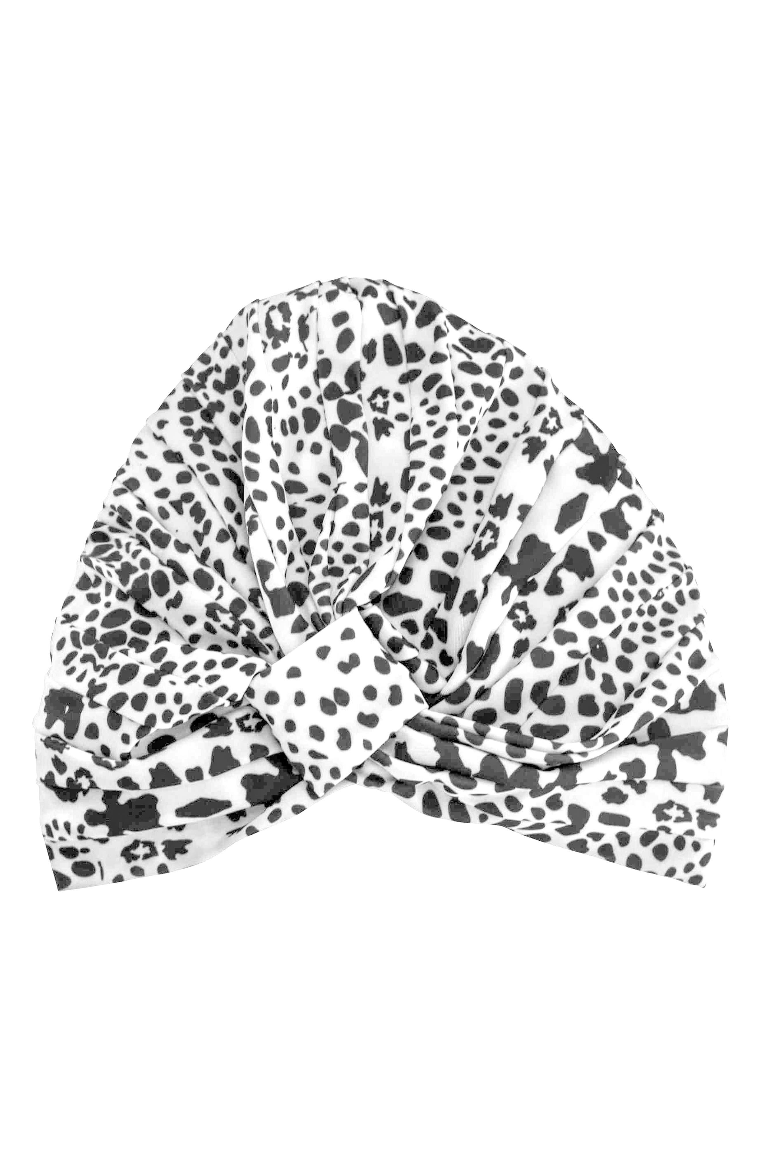 Louvelle Amelie Turban Shower Cap