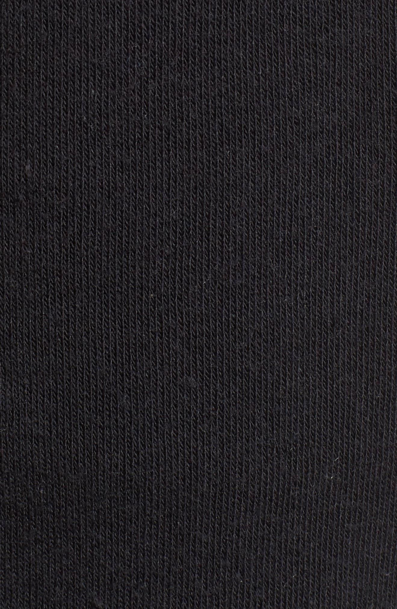 'The Hustle' Sweatpants,                             Alternate thumbnail 5, color,                             Eco True Black