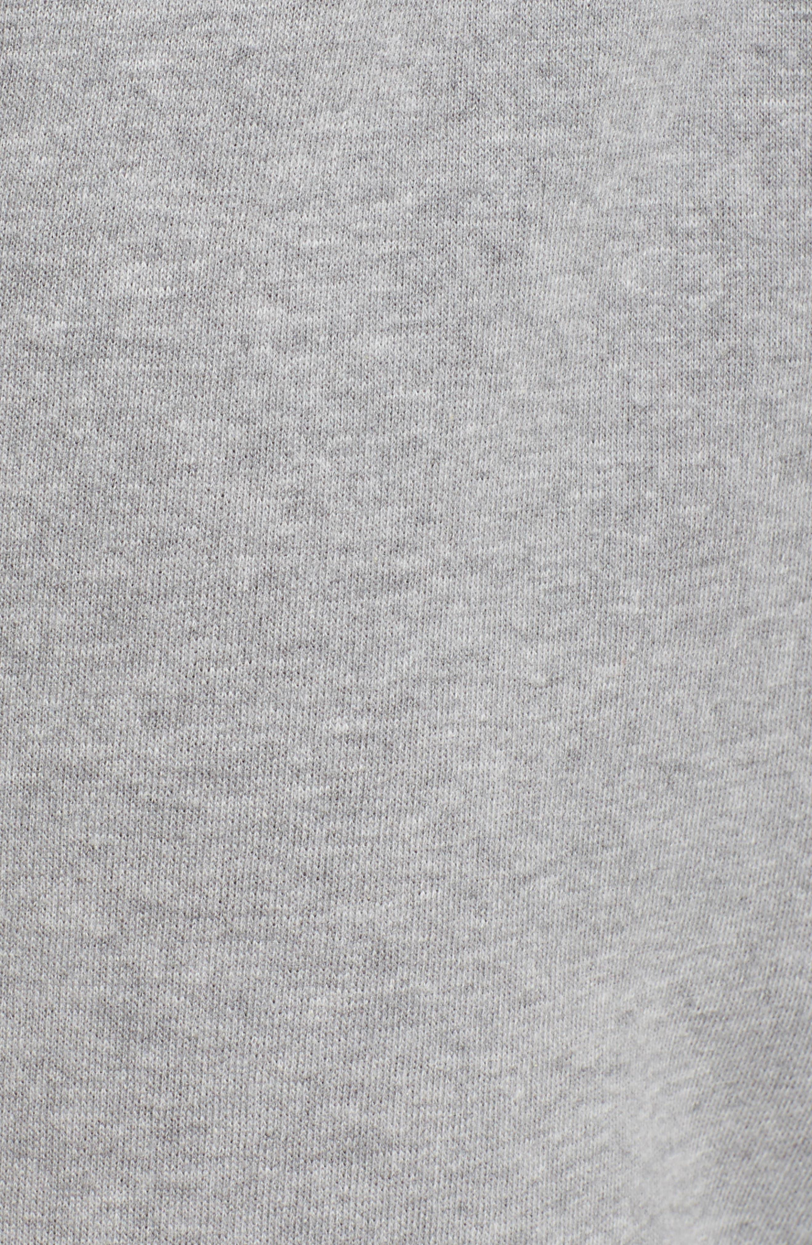 Lounge Pants,                             Alternate thumbnail 5, color,                             Heather Grey