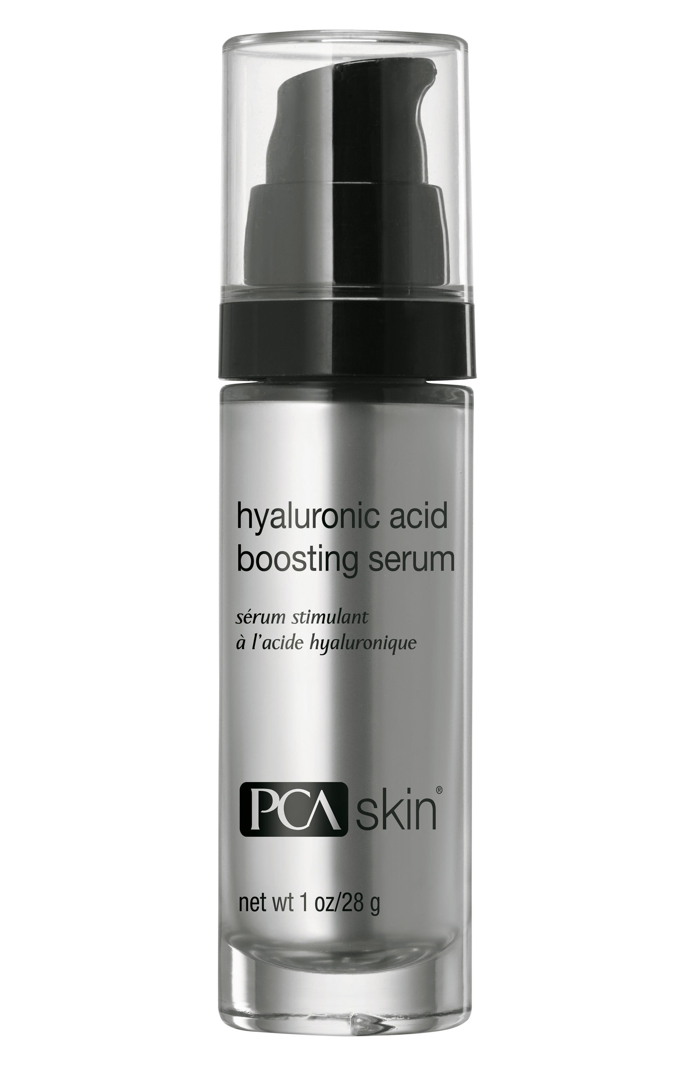Hyaluronic Acid Boosting Serum,                             Main thumbnail 1, color,                             No Color