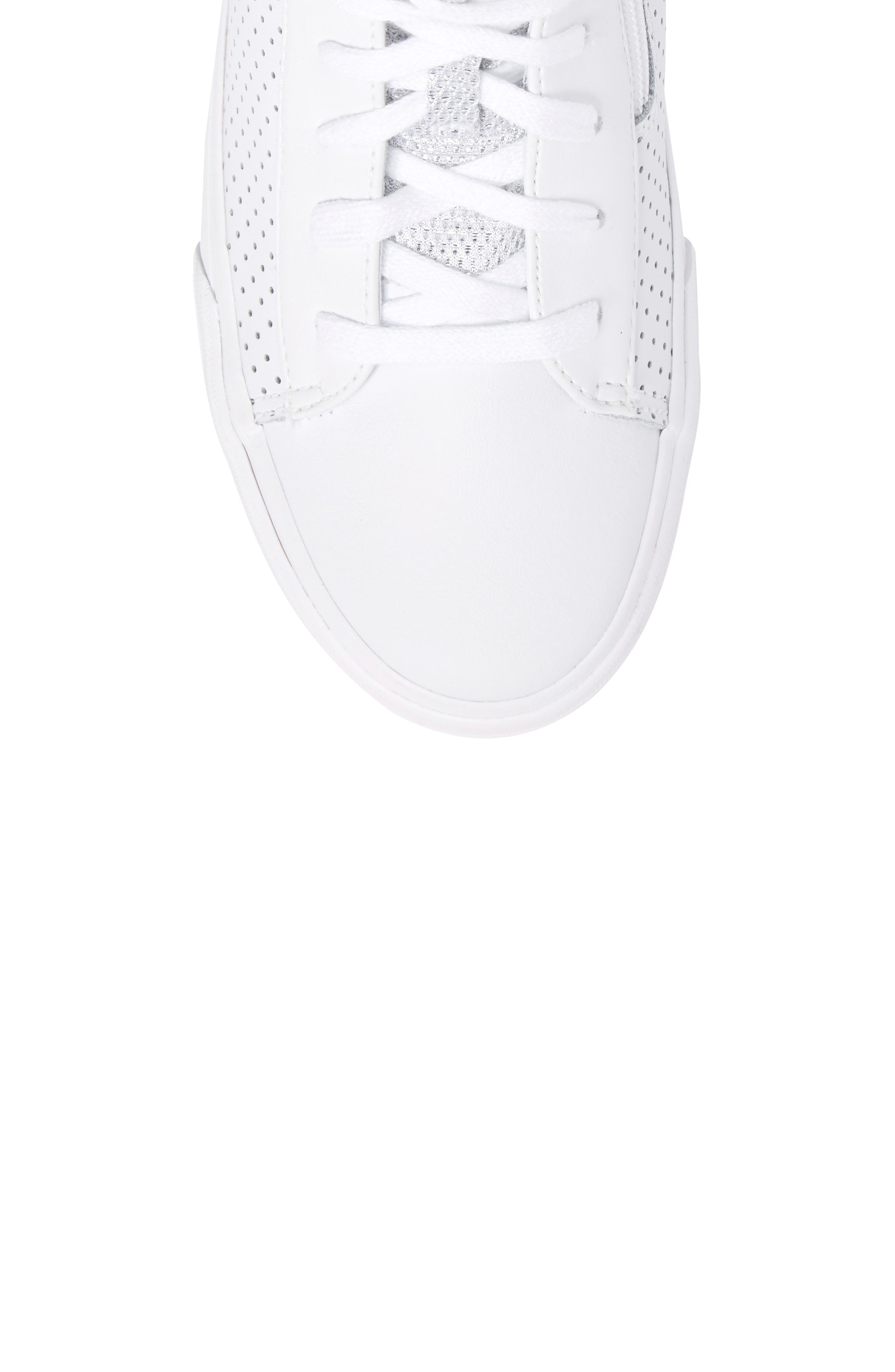 Alternate Image 5  - Keds® Double Up High Top Sneaker (Toddler, Little Kid & Big Kid)