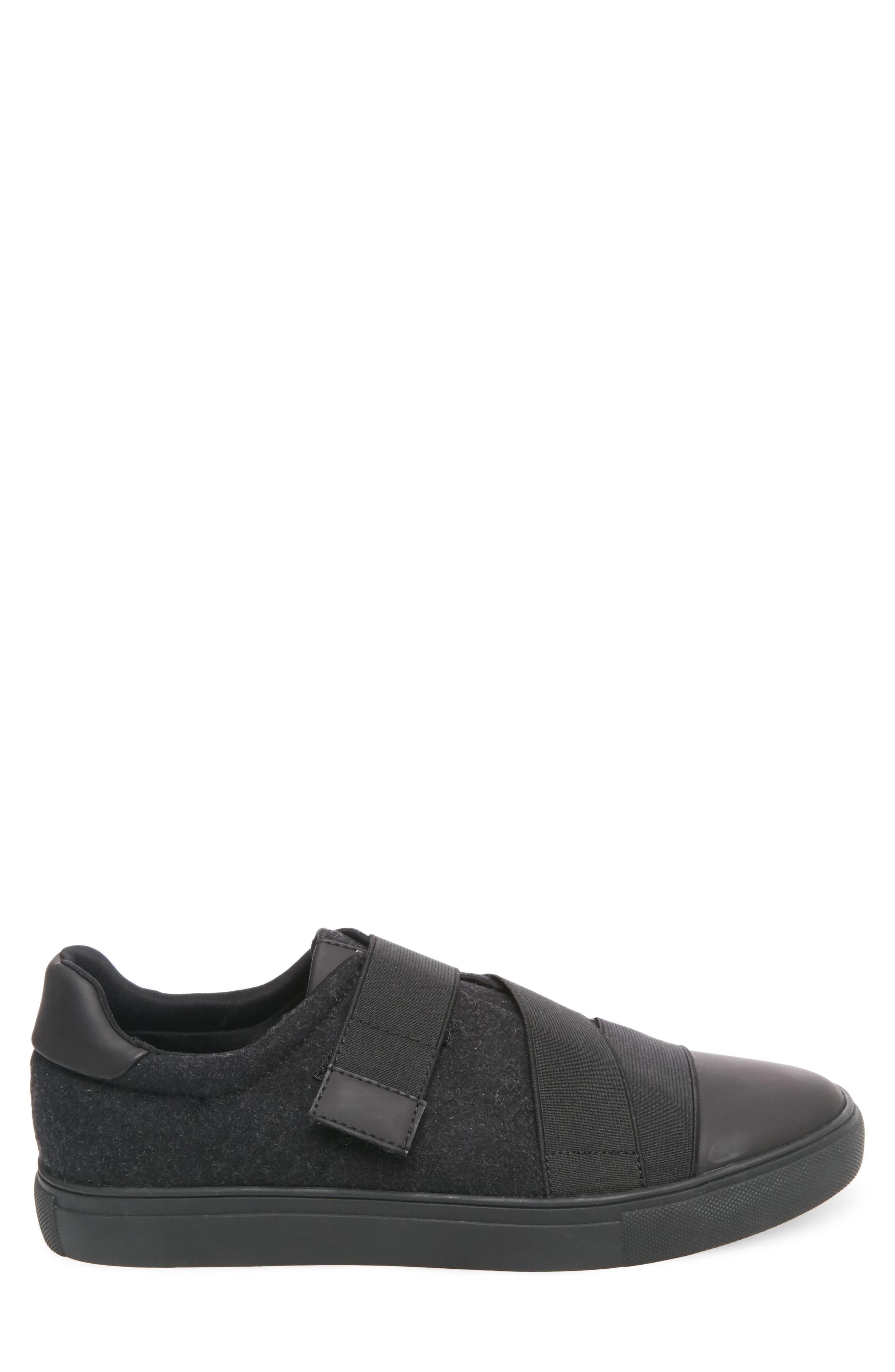 Westy Sneaker,                             Alternate thumbnail 3, color,                             Black