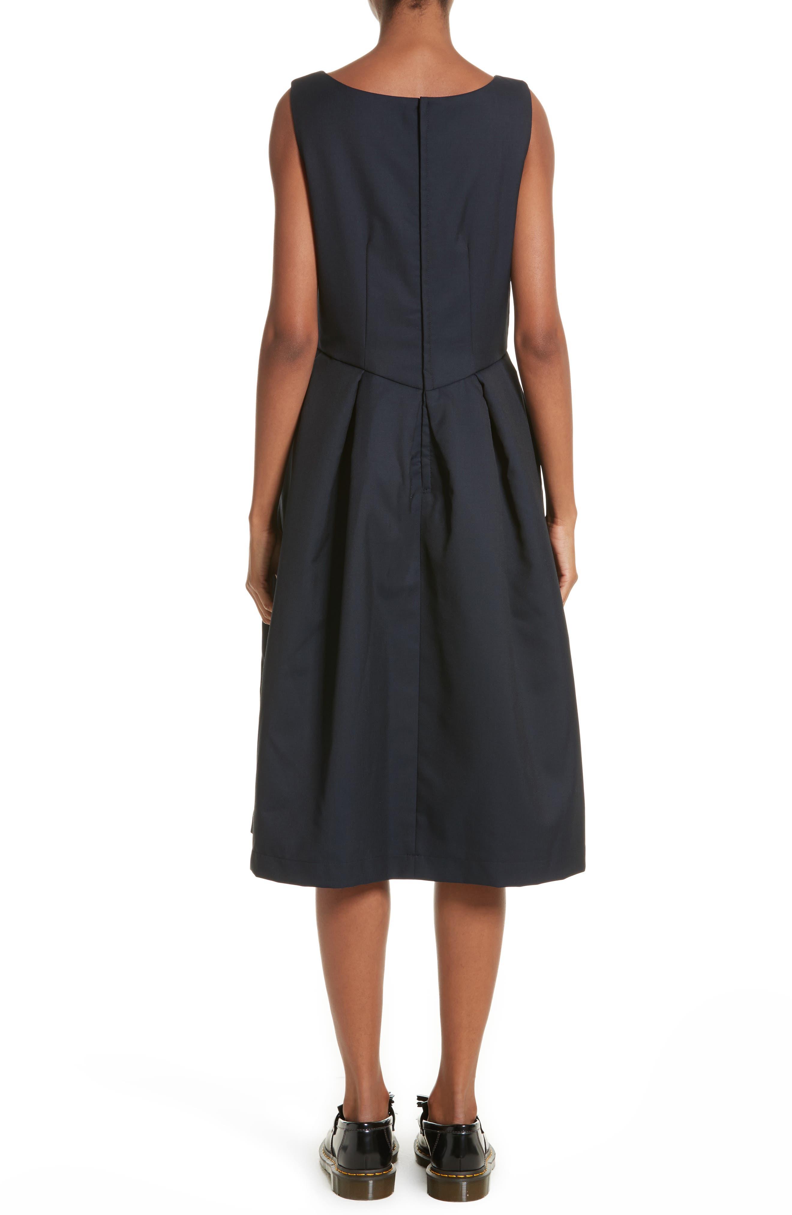Alternate Image 3  - Comme de Garçons Sleeveless Fit & Flare Dress