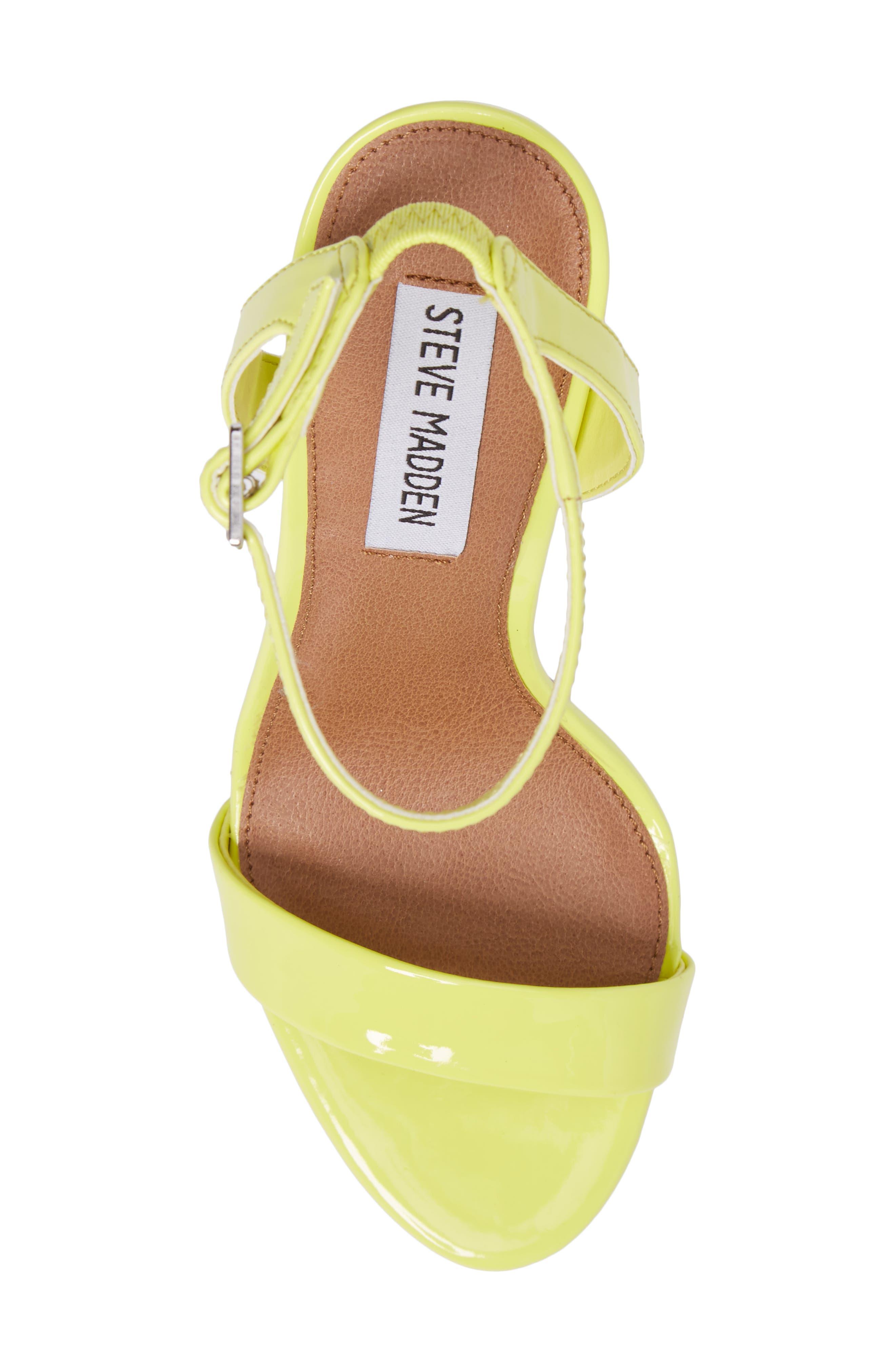 Alternate Image 5  - Steve Madden Landen Ankle Strap Sandal (Women)
