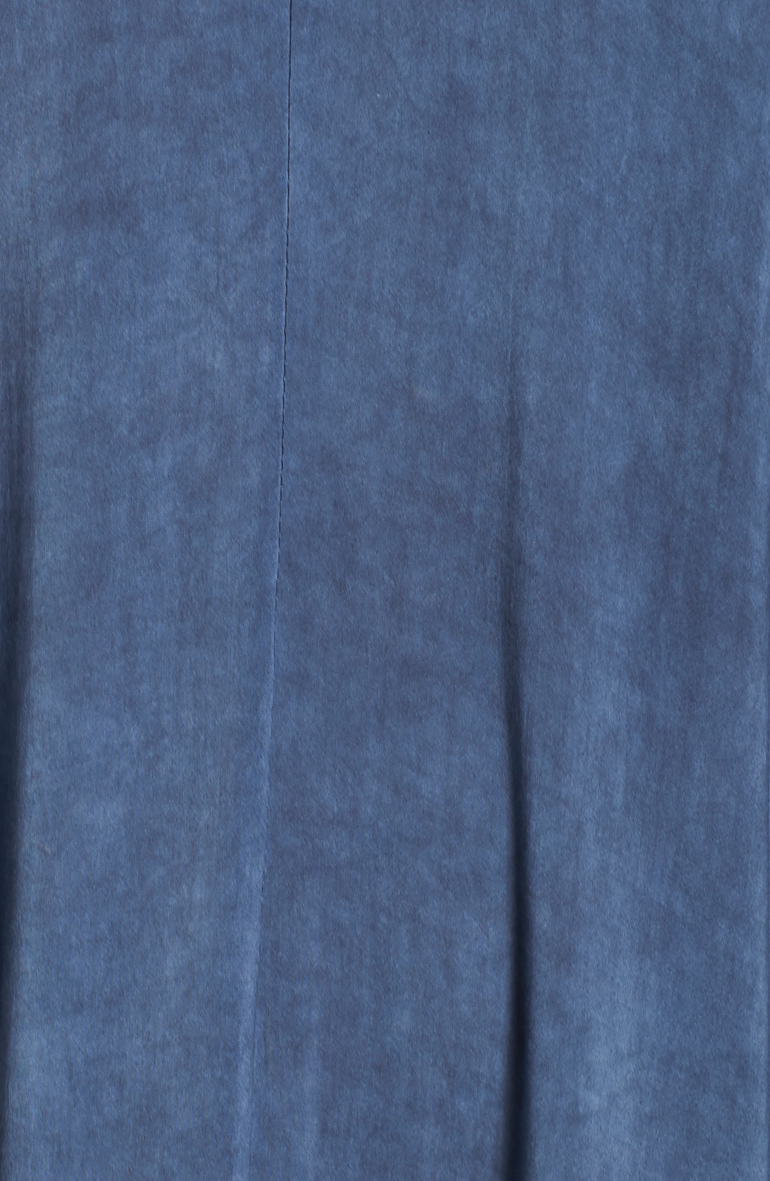 Cover-Up Maxi Dress,                             Alternate thumbnail 5, color,                             Indigo