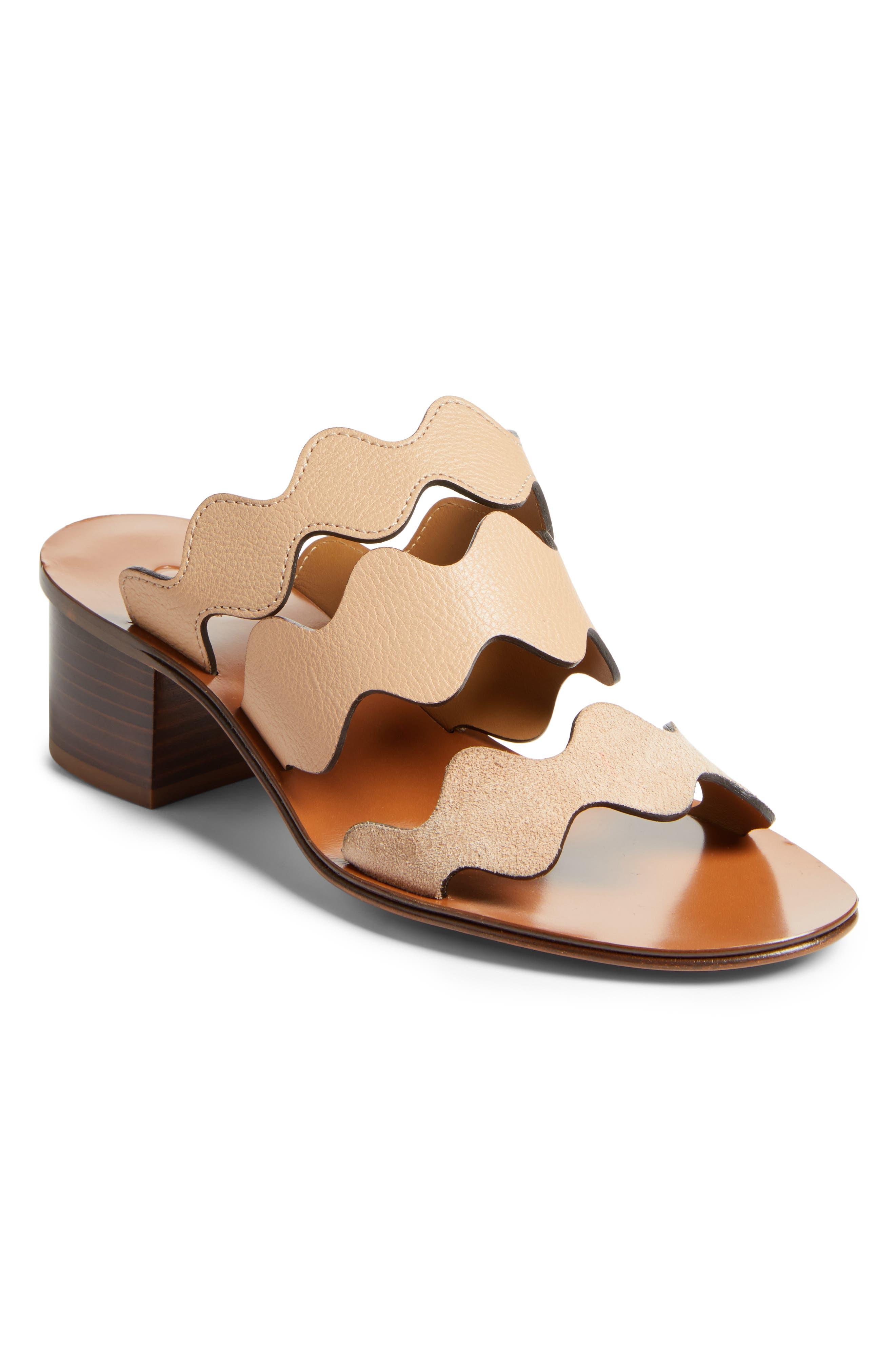 Lauren sandals - Pink & Purple Chlo�� As7NI2pld