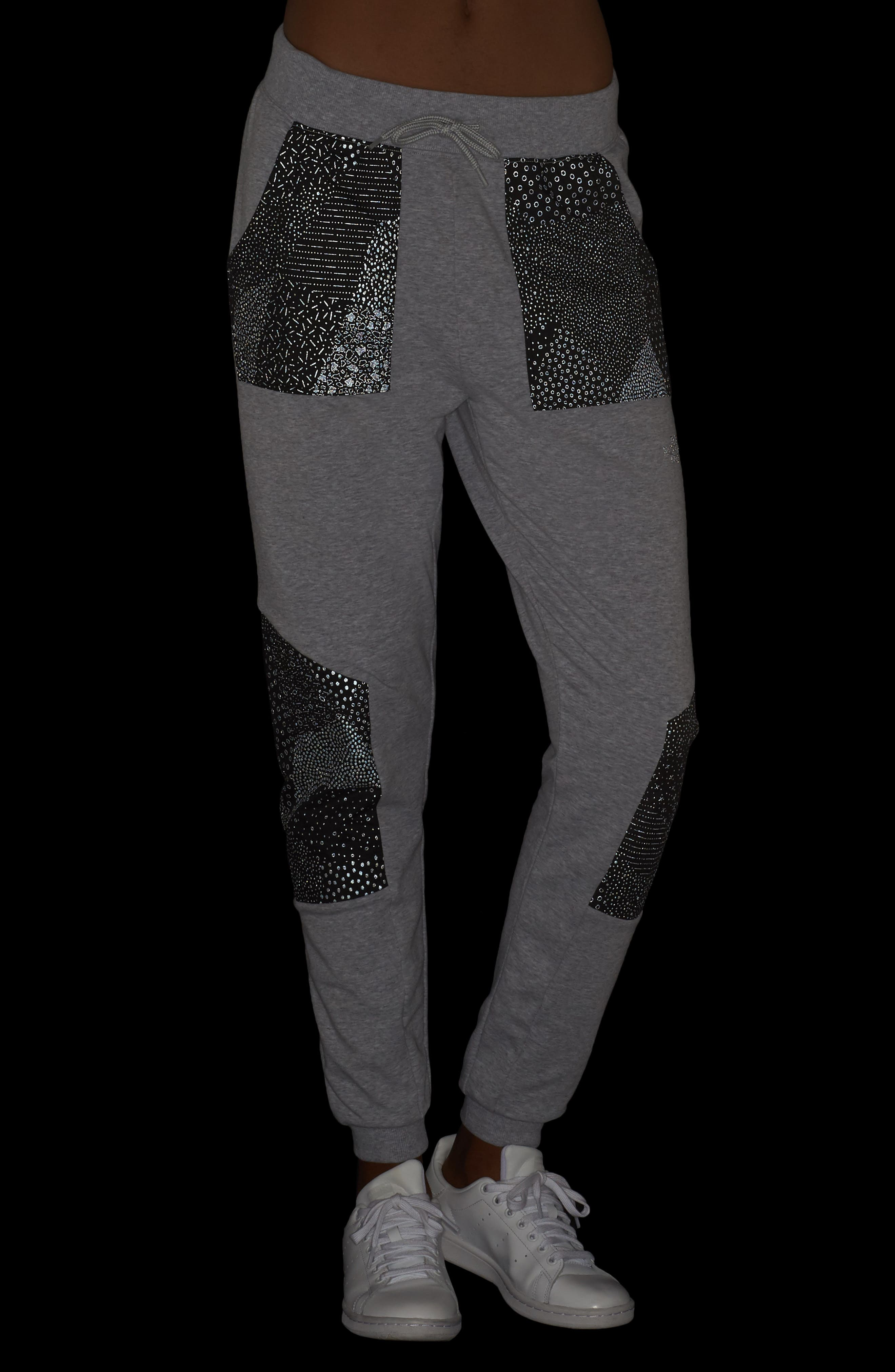 Alternate Image 4  - The North Face Reflective Jogger Pants