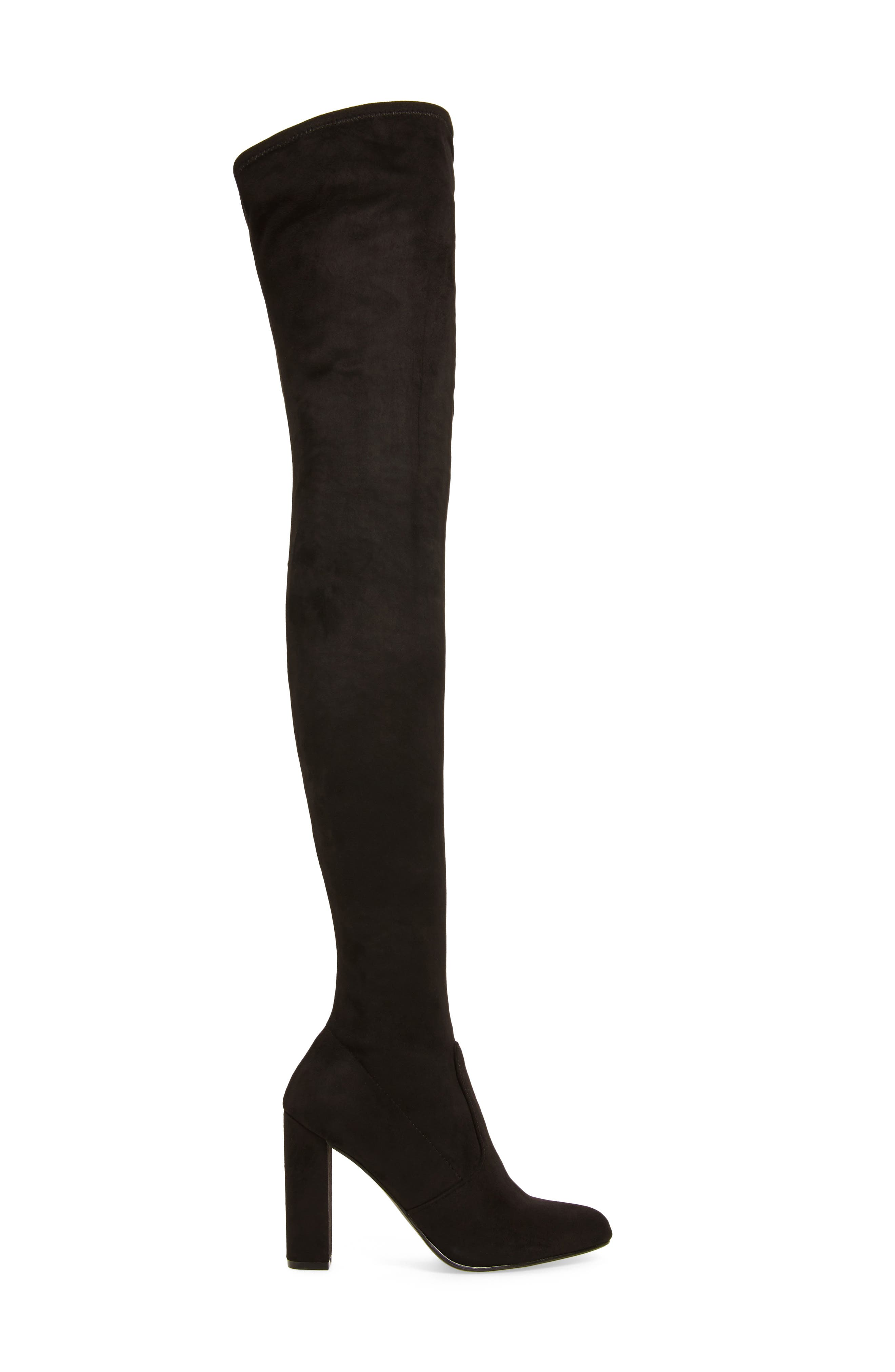 Alternate Image 3  - Steve Madden Ezra Thigh High Boot (Women)