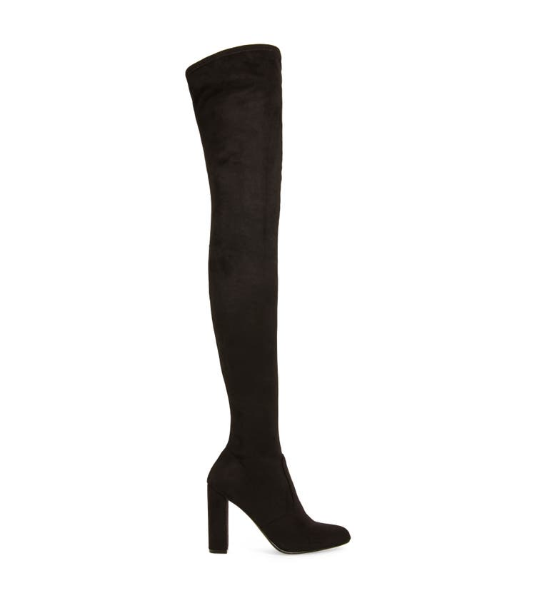 Main Image - Steve Madden Ezra Thigh High Boot (Women)