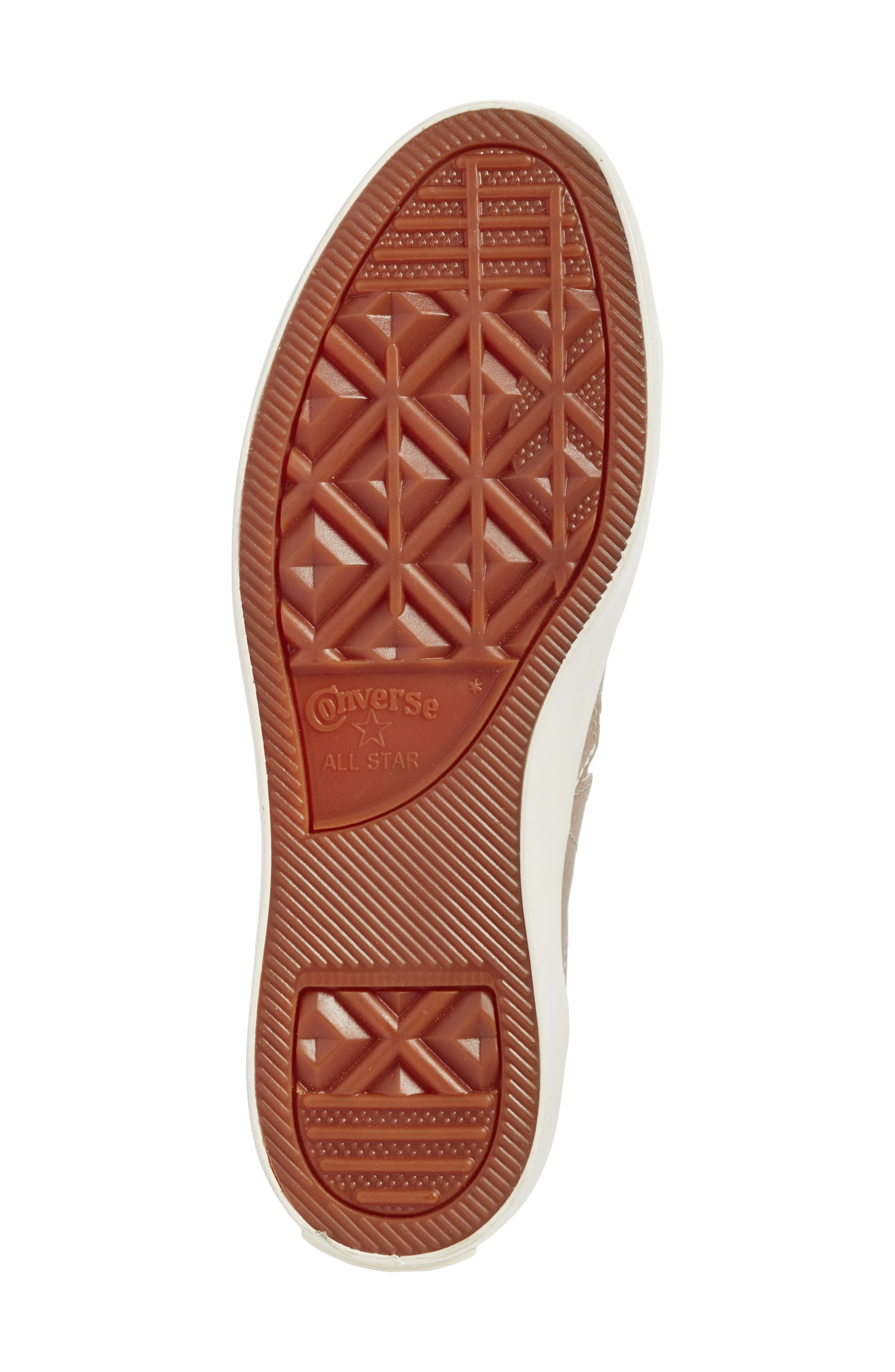 Alternate Image 6  - Converse Chuck Taylor® All Star® One Star Metallic Platform Sneaker (Women)