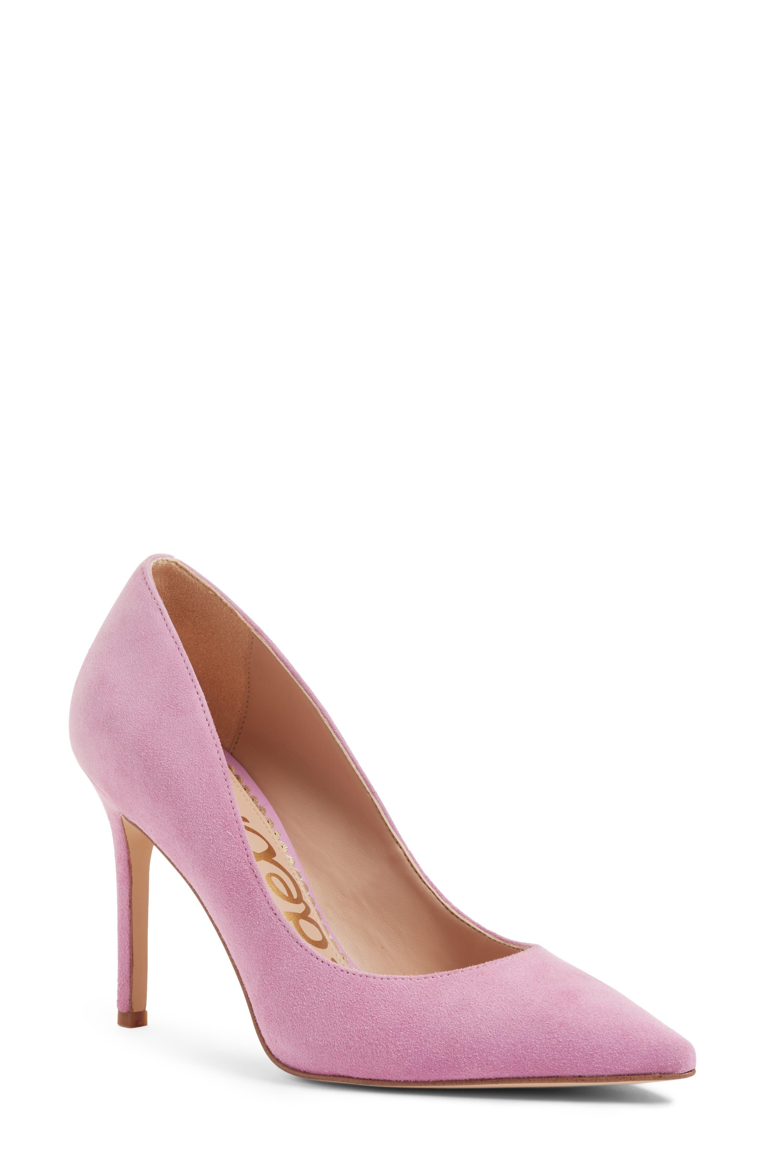 Pink Pump Heels WFMyg6jn