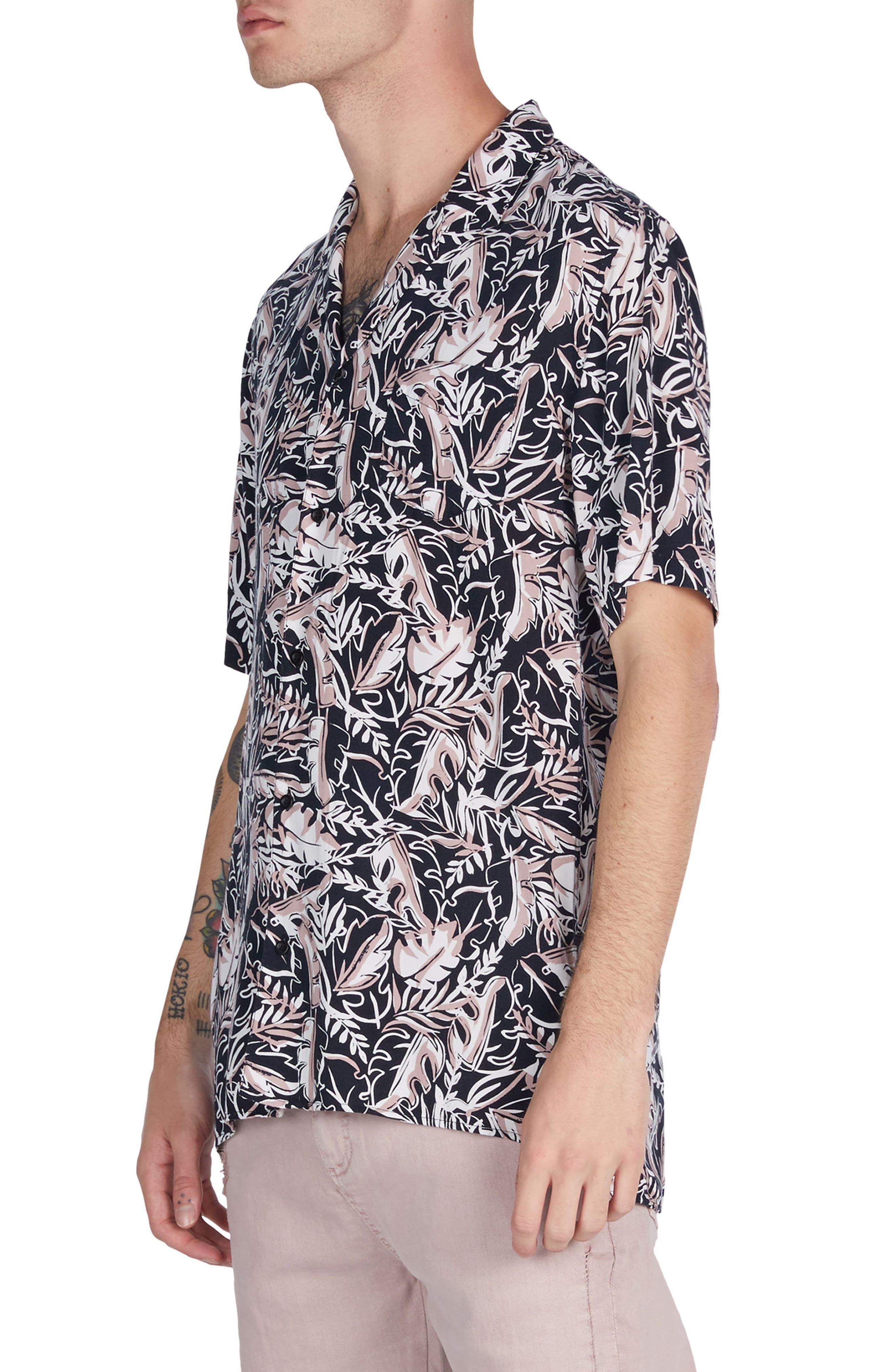 Alternate Image 4  - ZANEROBE Fern Box Shirt