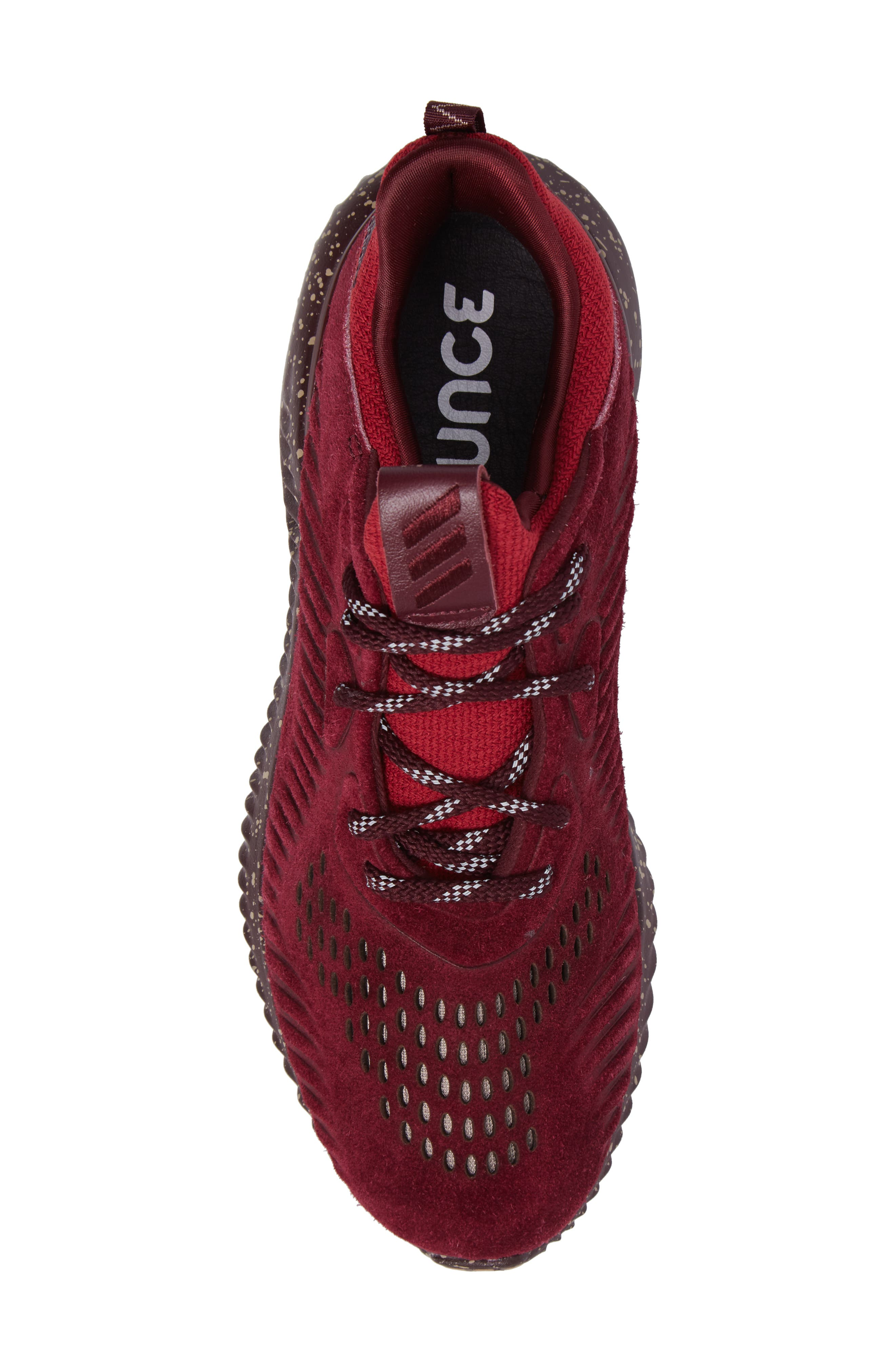 Alternate Image 5  - adidas AlphaBounce LEA Running Shoe (Men)