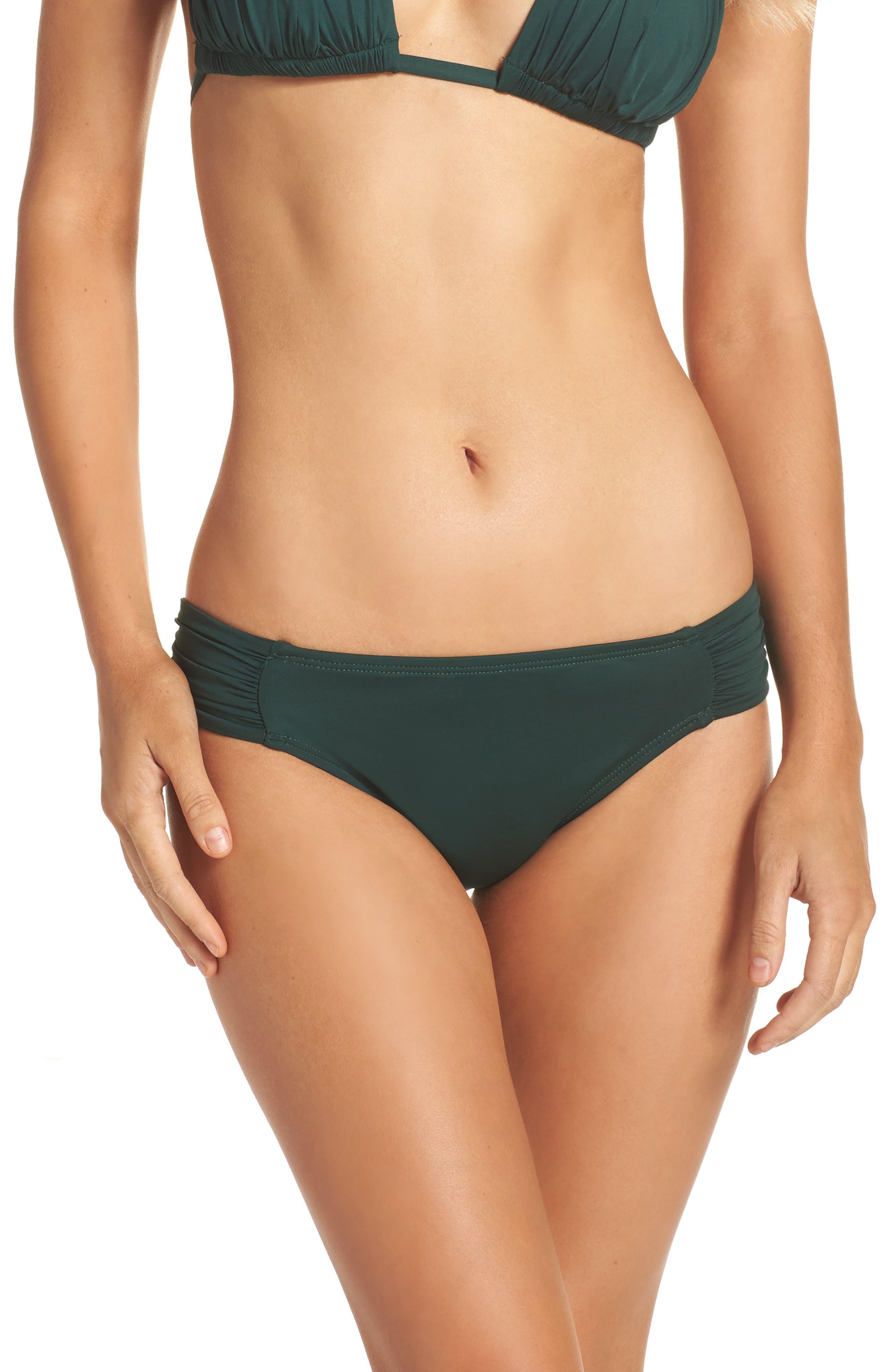La Blanca Island Goddess Hipster Bikini Bottoms