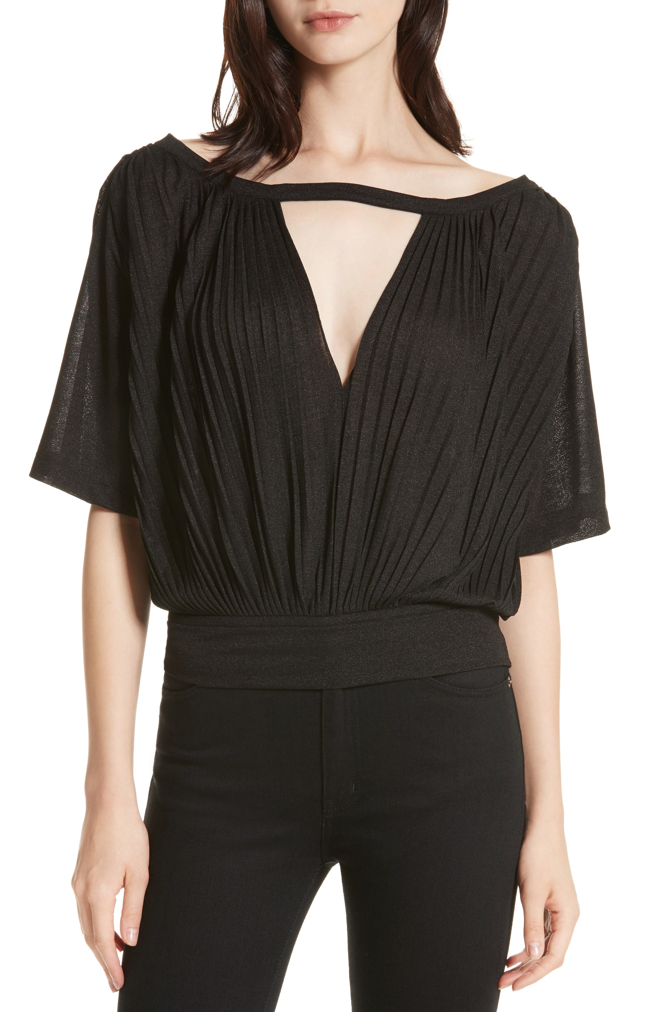 Tracy Reese Blouson Top