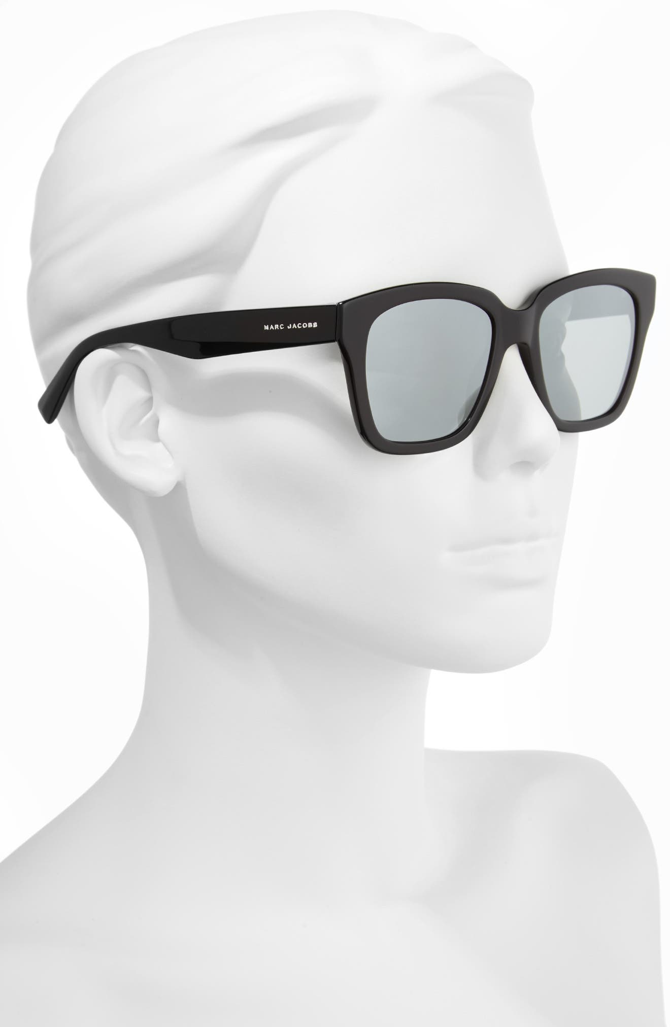 Alternate Image 2  - MARC JACOBS 52mm Square Sunglasses