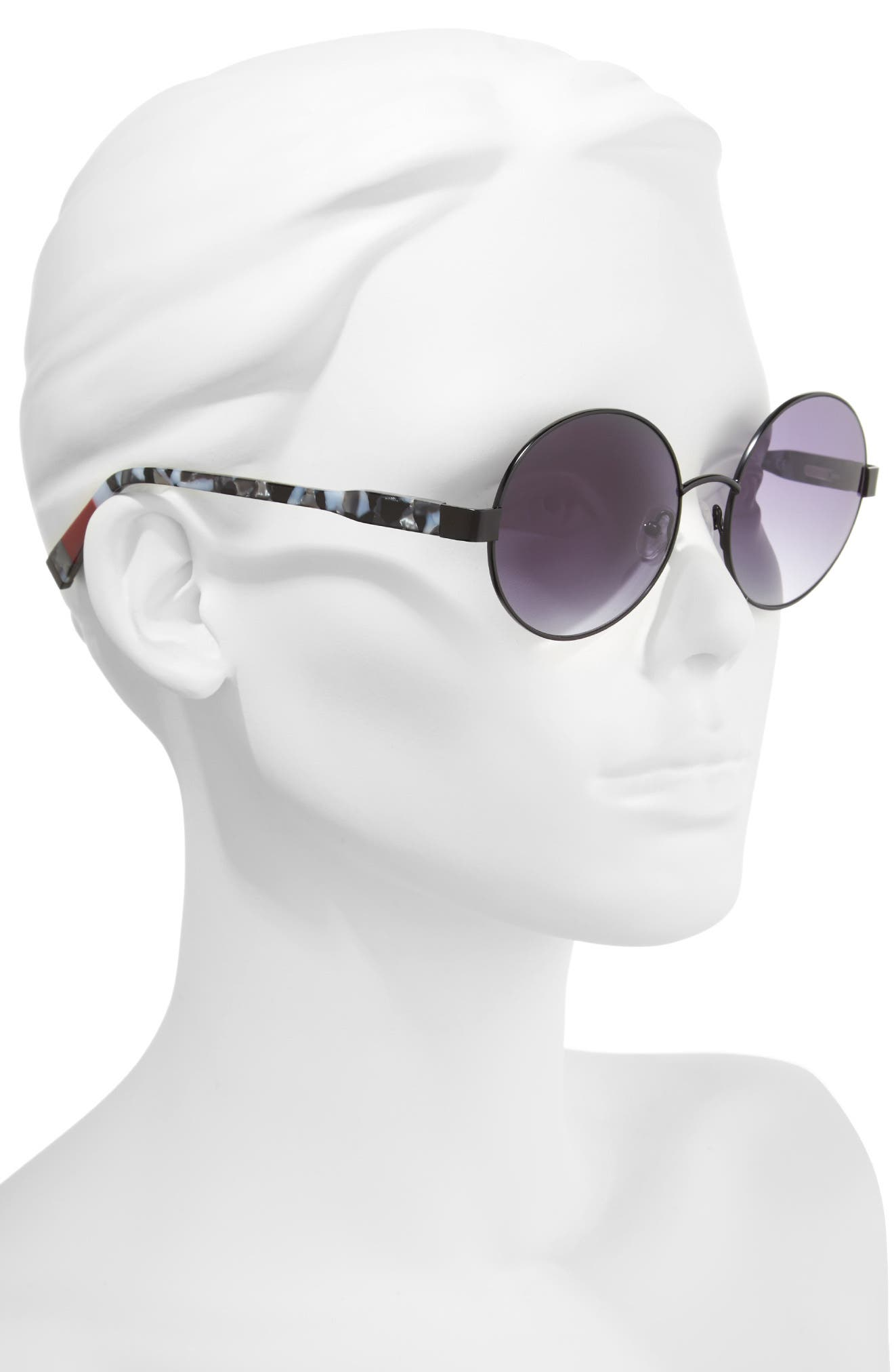 Alternate Image 2  - ED Ellen DeGeneres 53mm Round Sunglasses