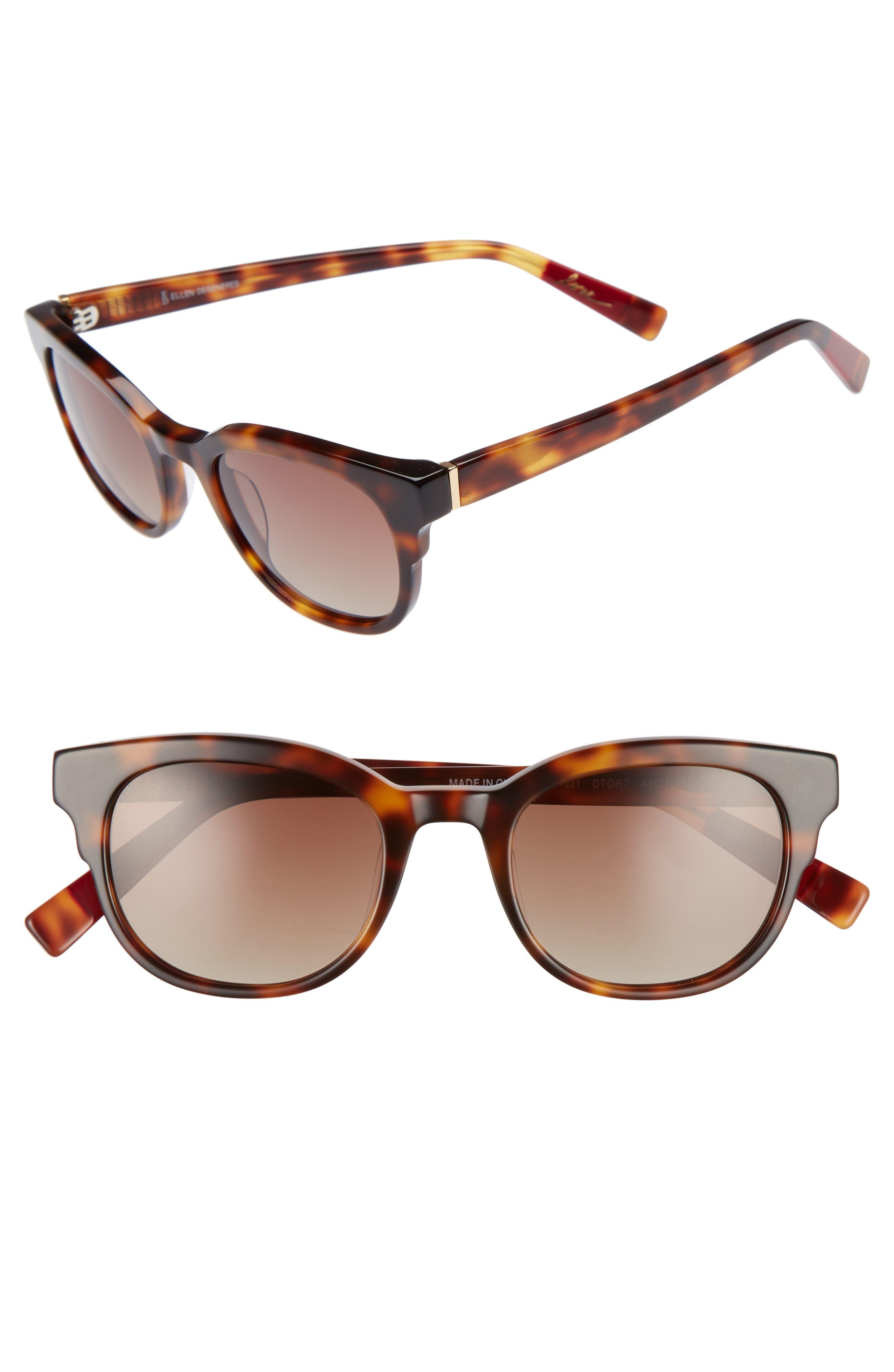 ED Ellen DeGeneres 48mm Gradient Sunglasses