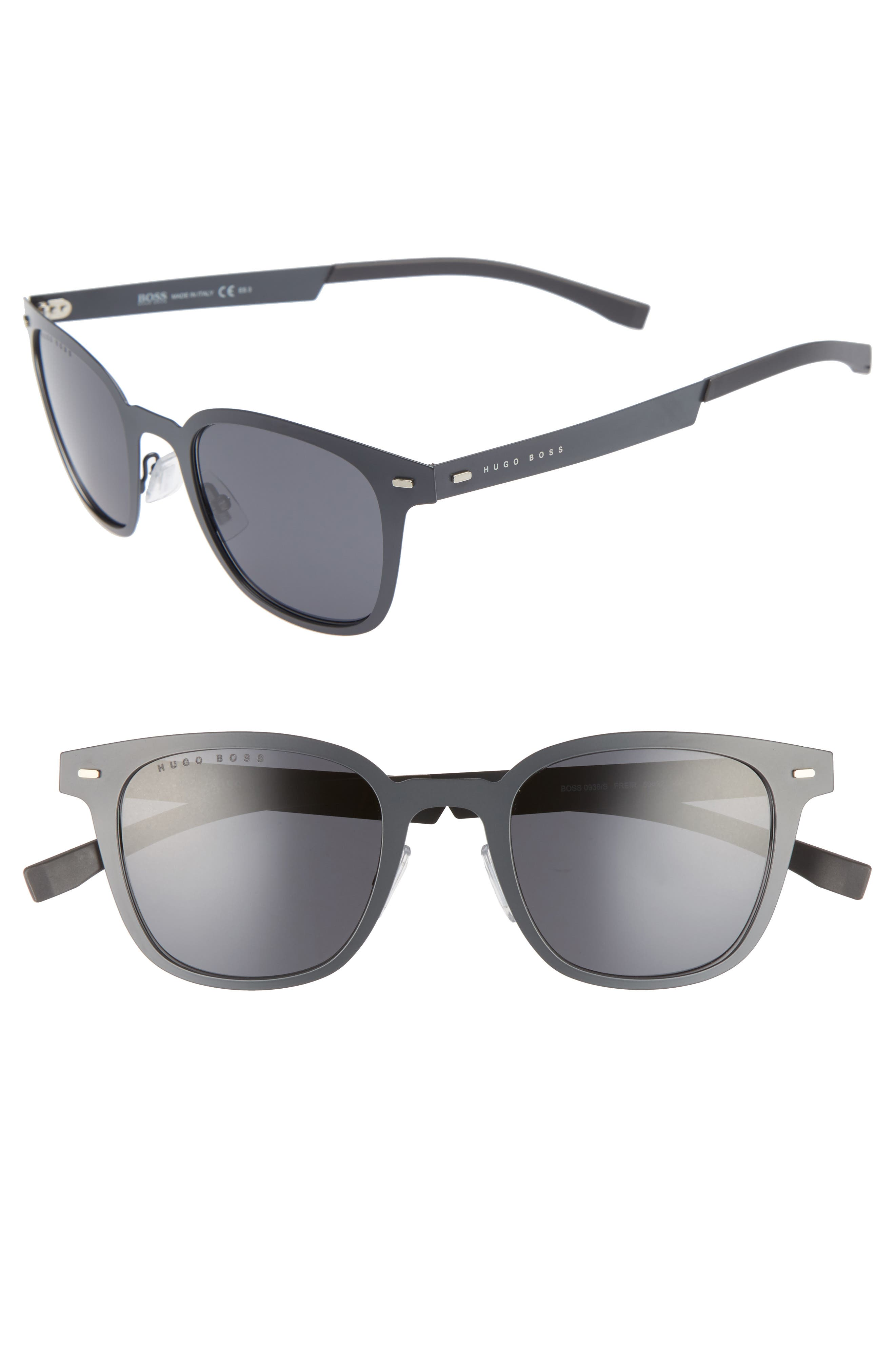 Main Image - BOSS 50mm Sunglasses