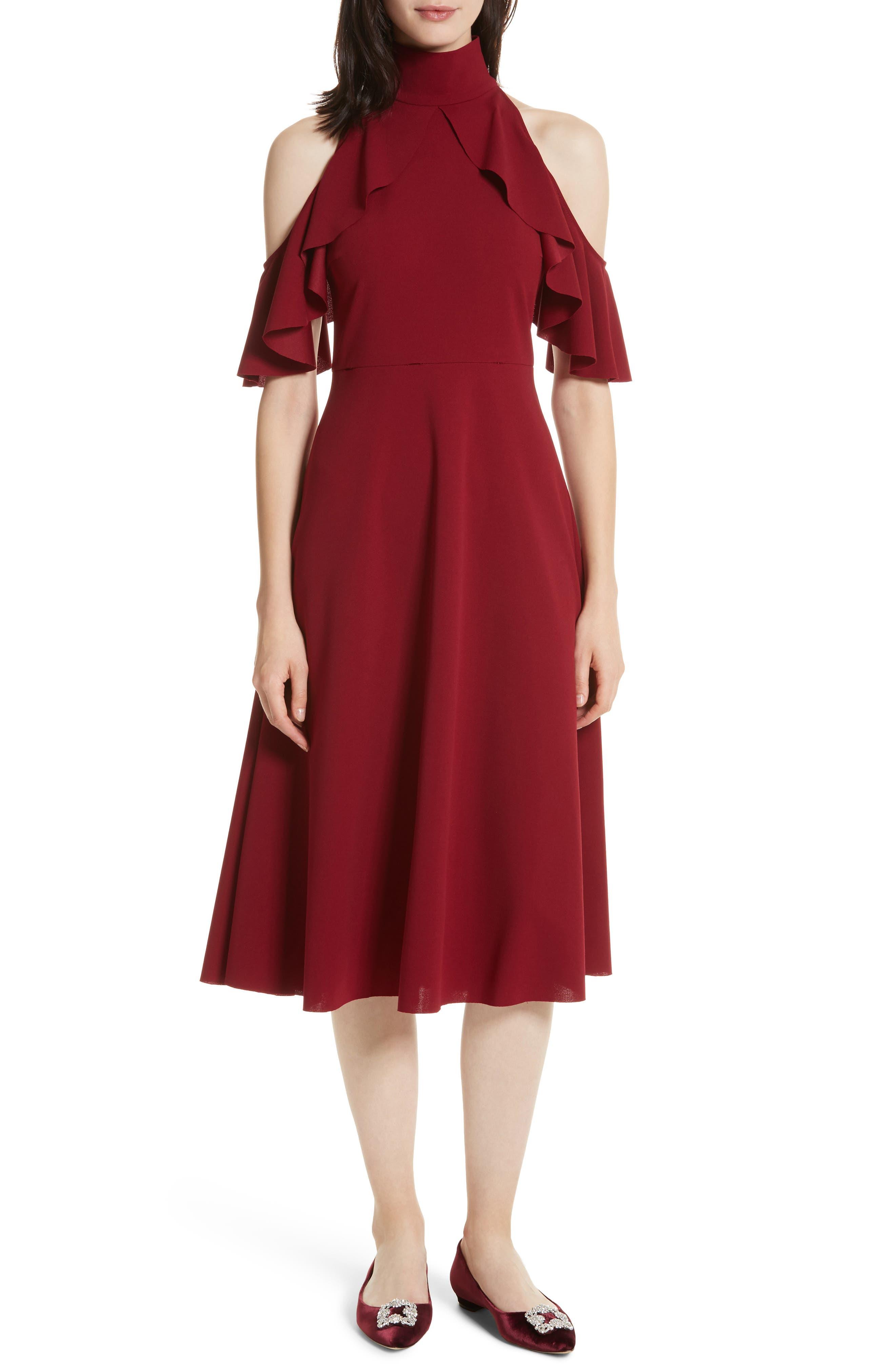 Main Image - Tracy Reese Midi Dress