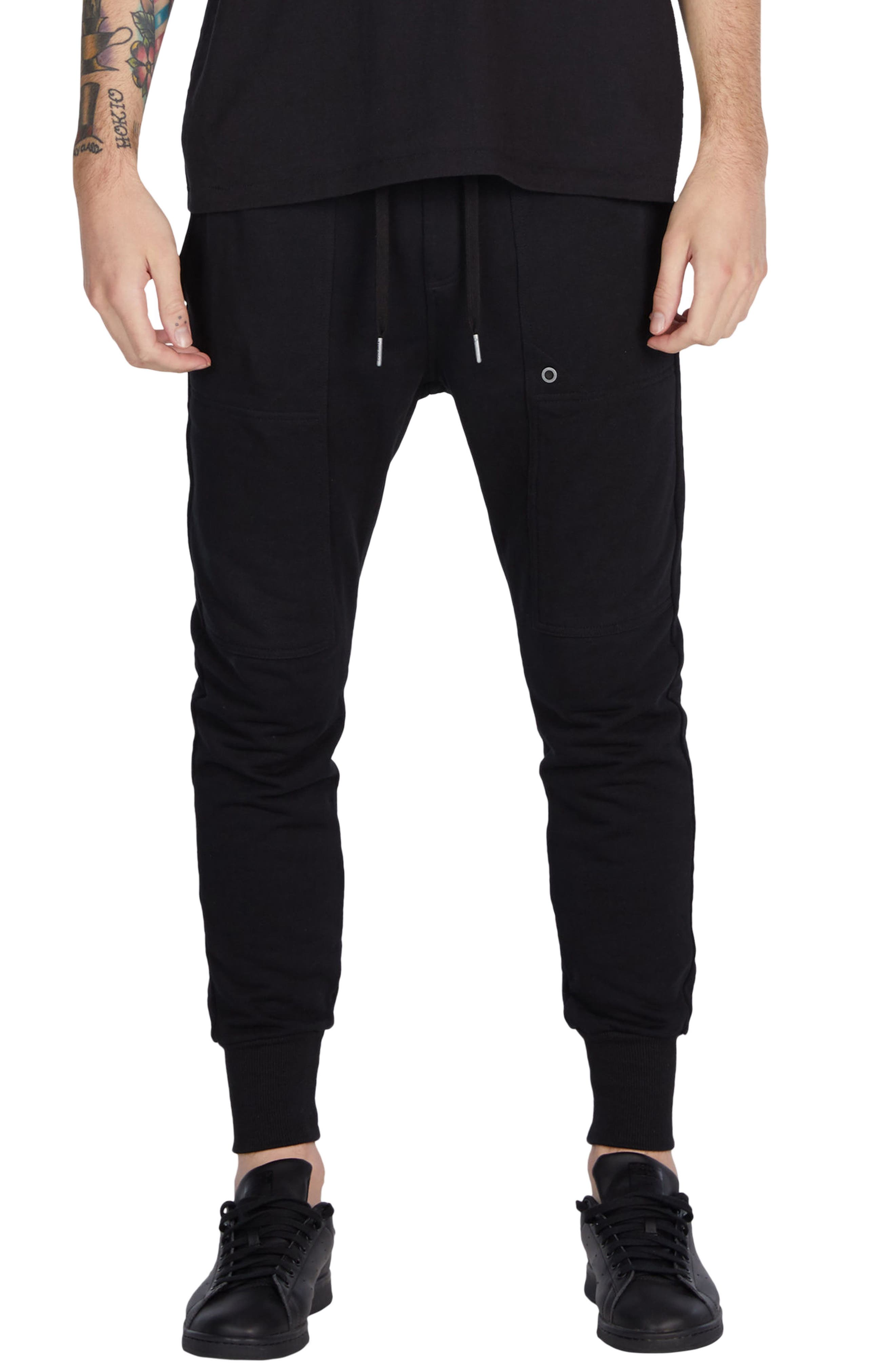 ZANEROBE Blockshot Fleece Jogger Pants