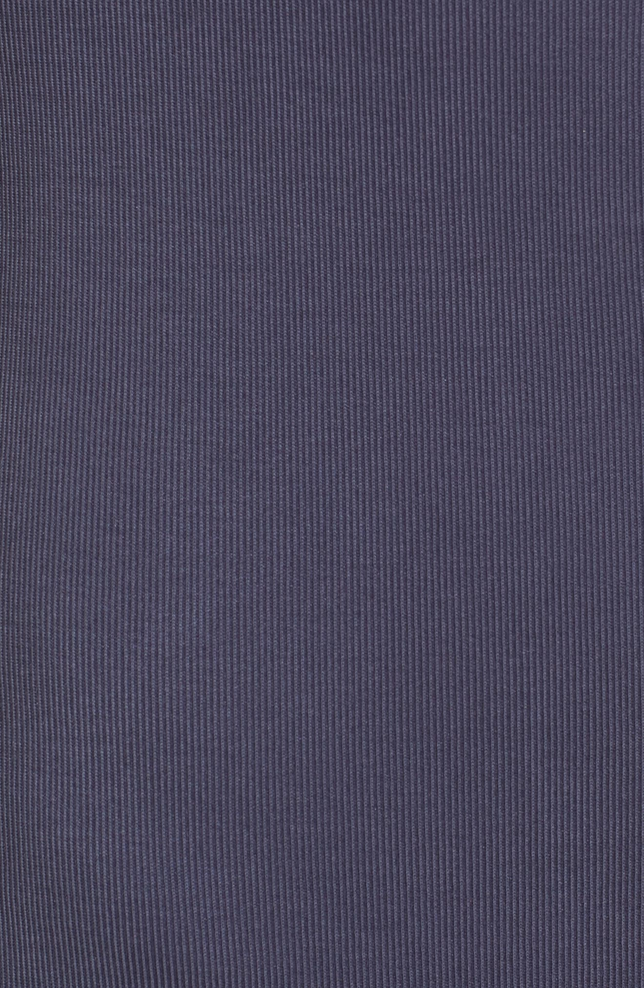 Alternate Image 5  - BP. Snap Front Henley Dress