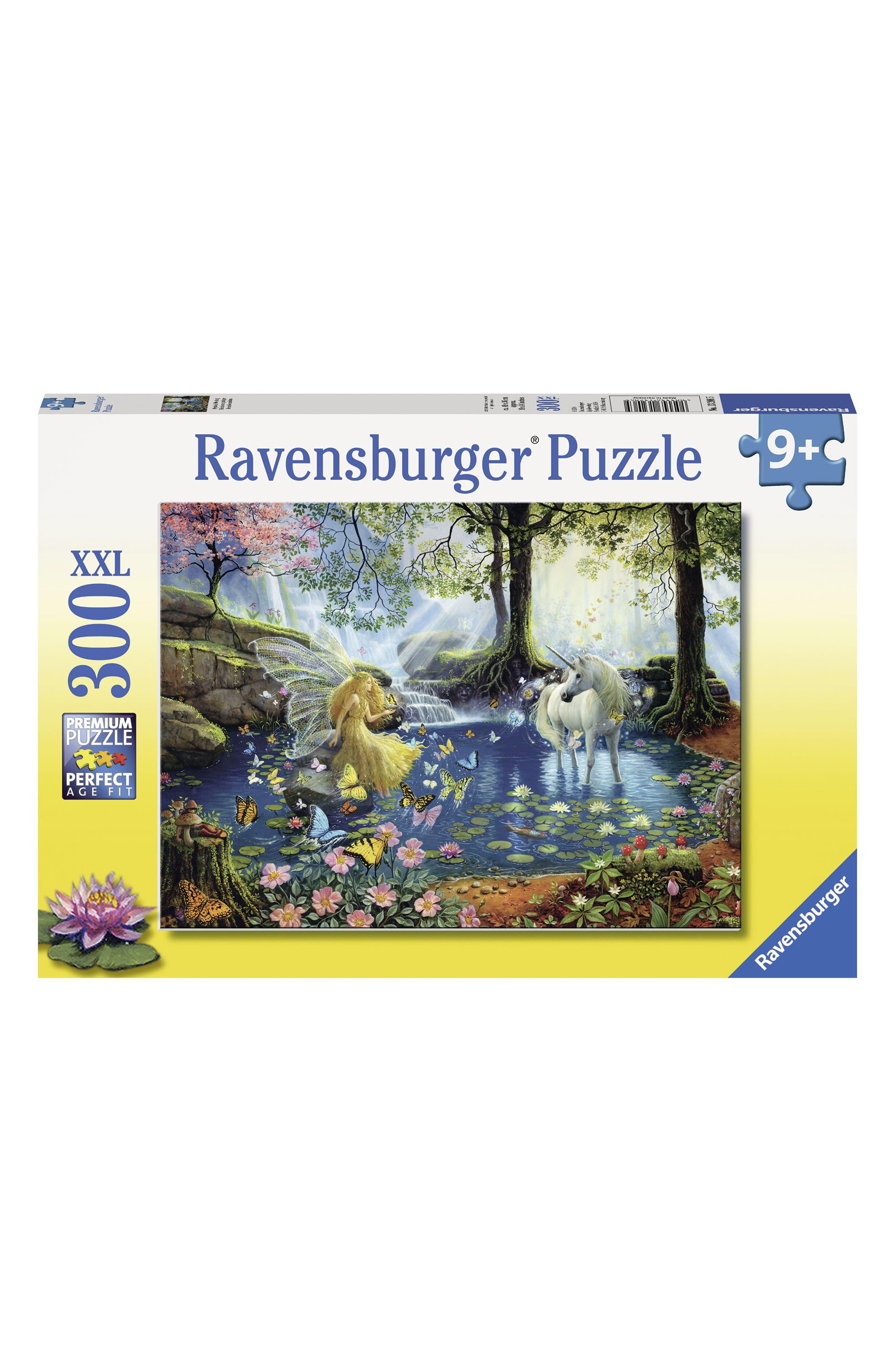Ravensburger Mystical Meeting 300-Piece Puzzle