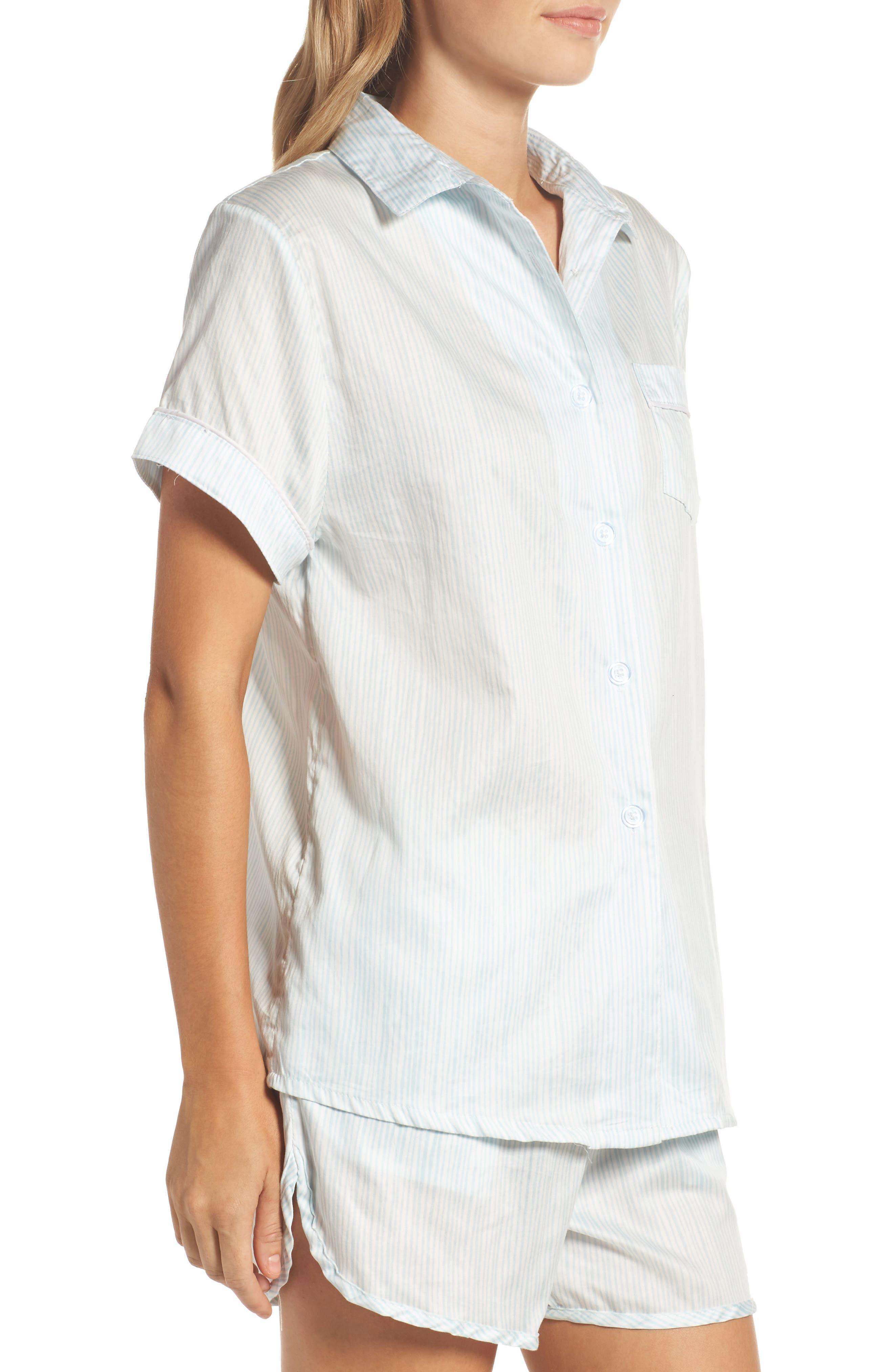 Alternate Image 3  - Chalmers Kit Short Pajamas