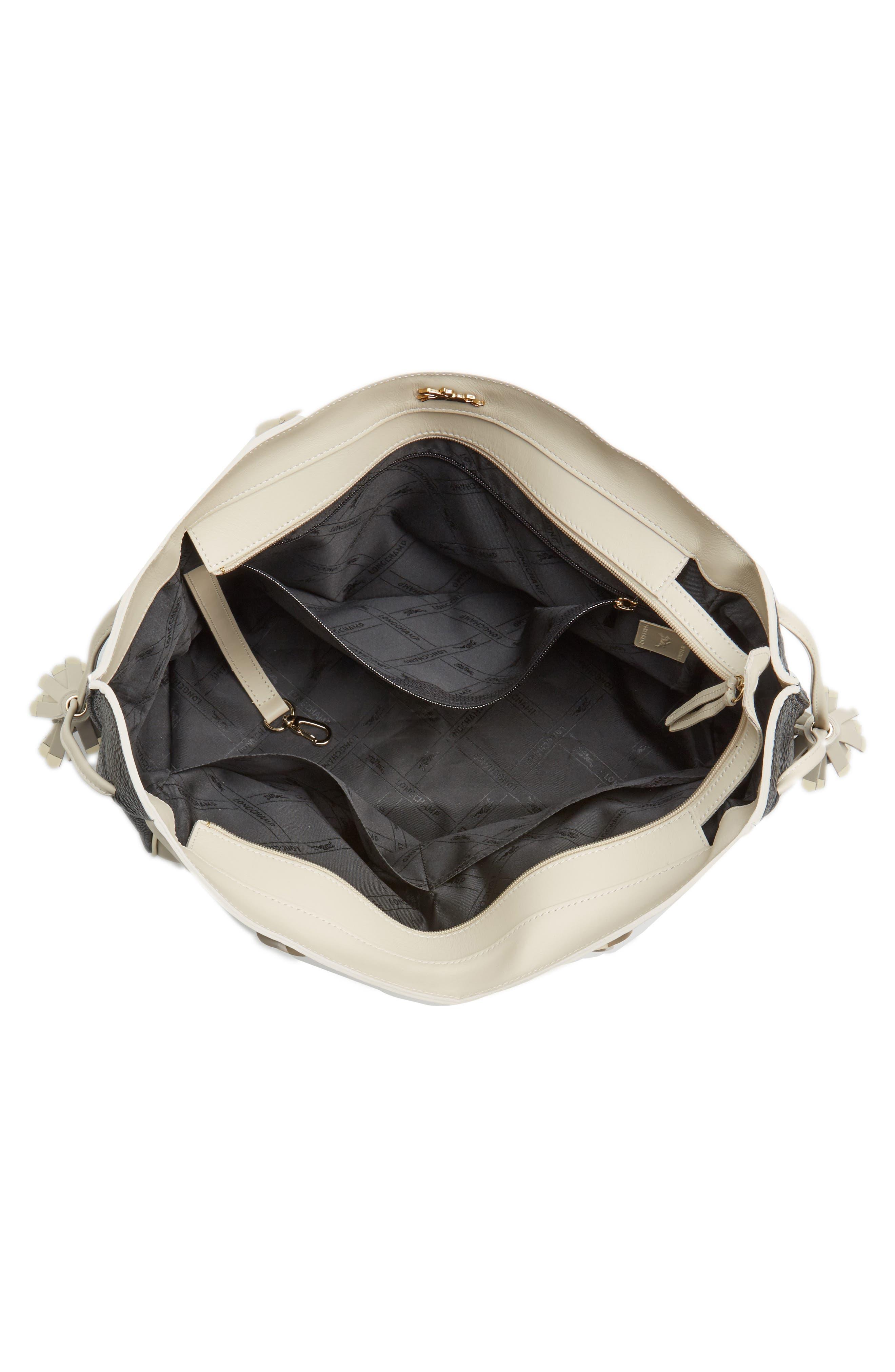 Alternate Image 4  - Longchamp Medium Penelope Fantasie Luxe Leather Tote