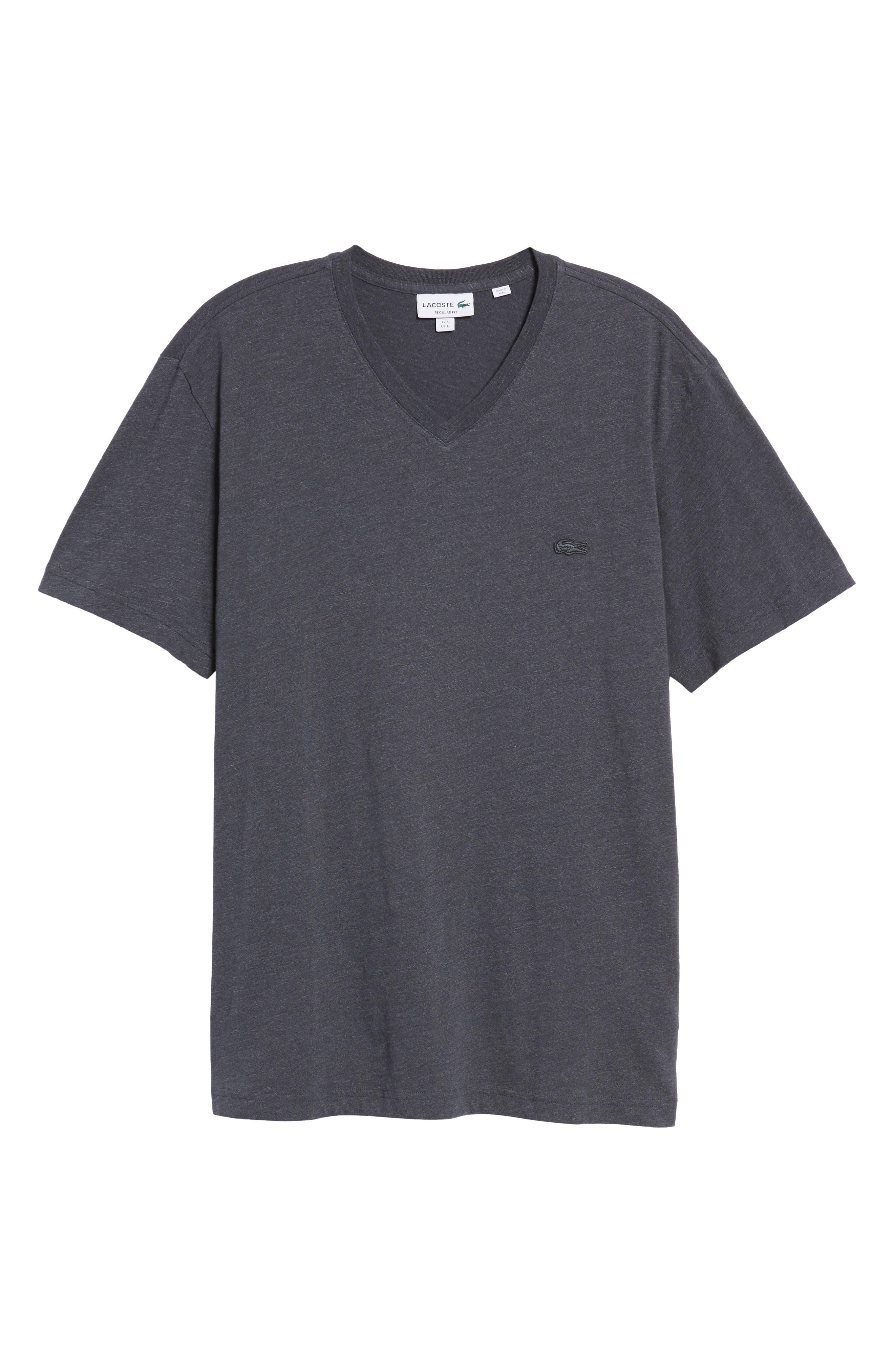 Lacoste V-Neck T-Shirt