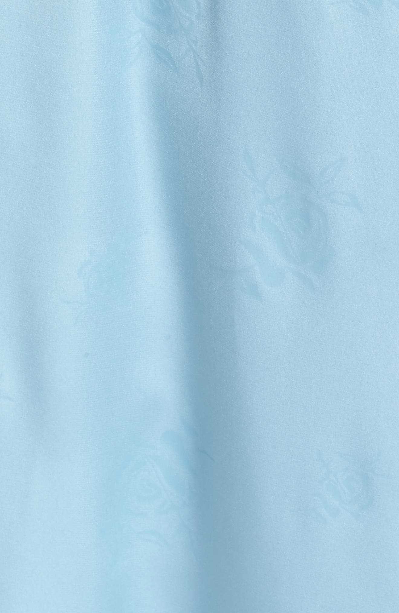 Robe,                             Alternate thumbnail 5, color,                             Light Blue