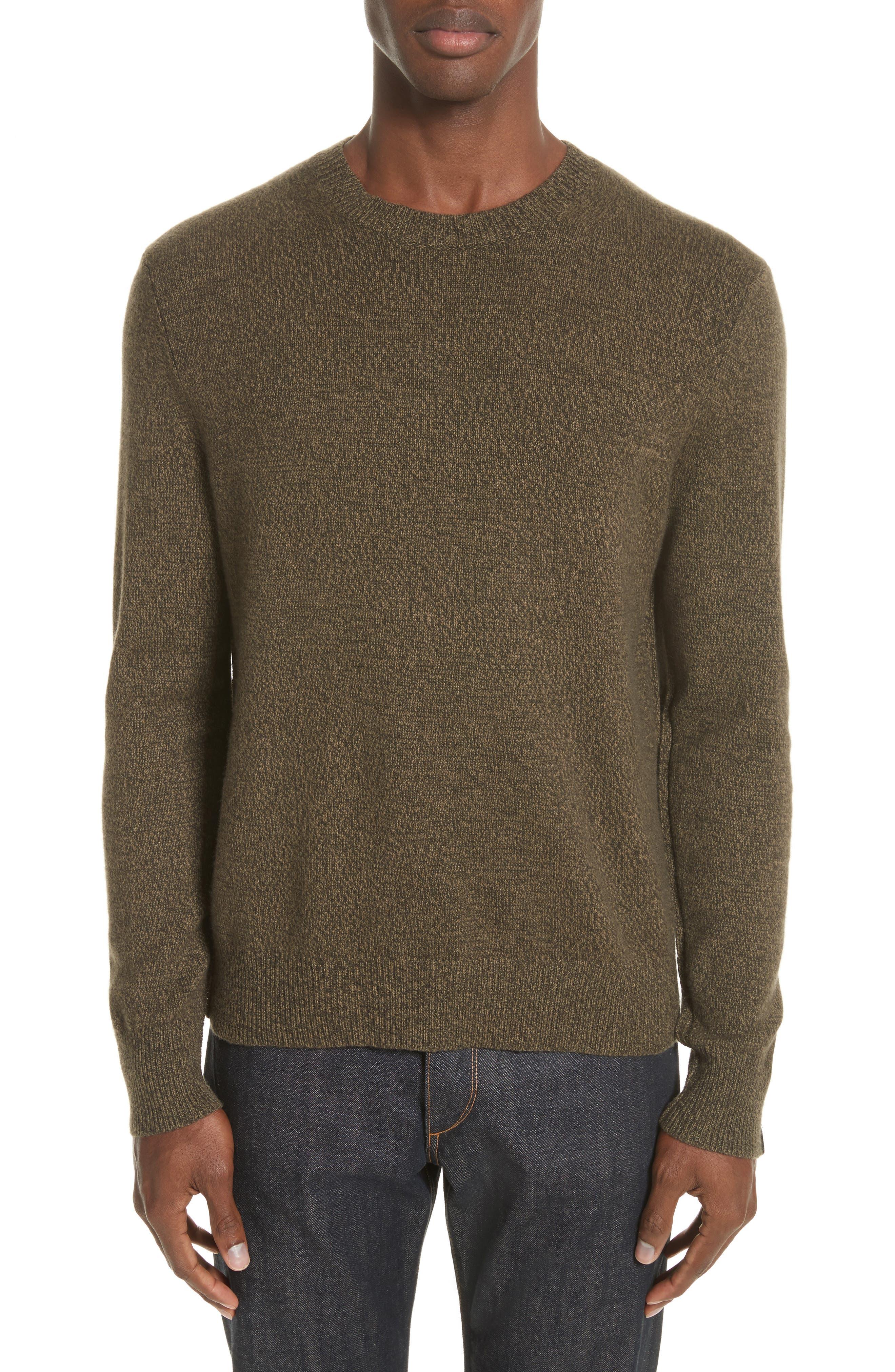rag & bone Haldon Cashmere Crewneck Sweatshirt