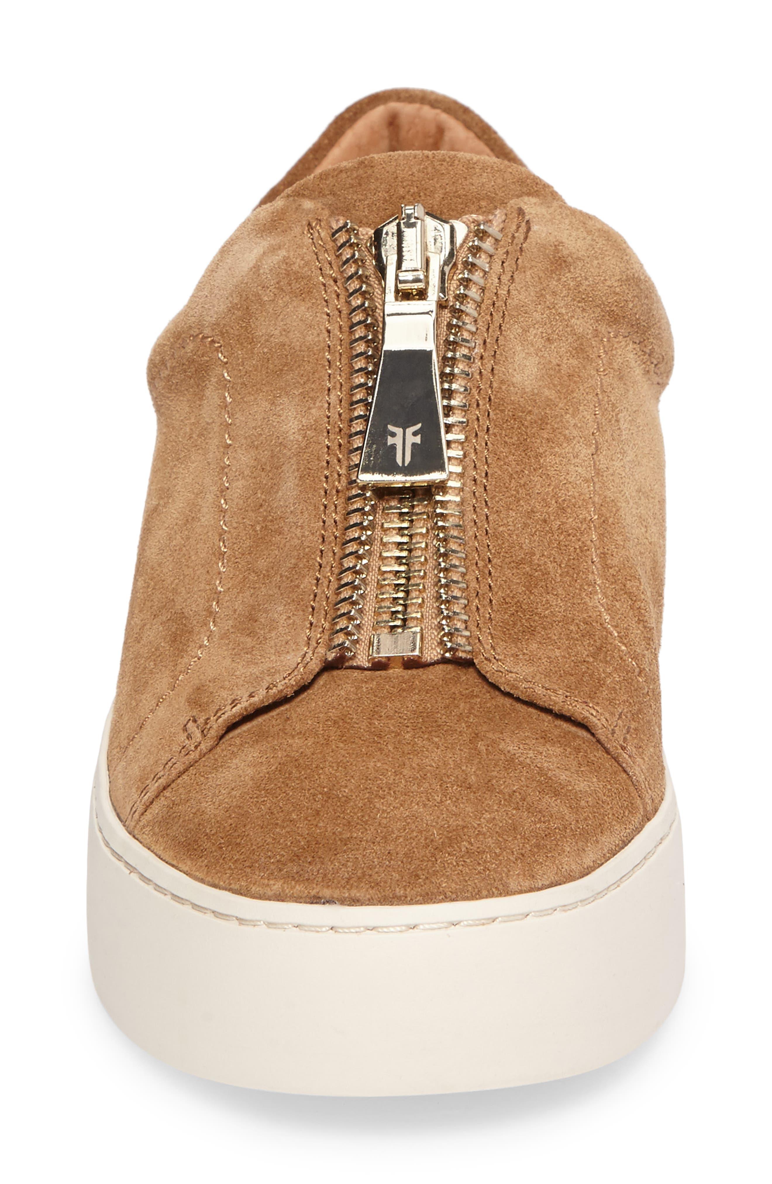 Alternate Image 4  - Frye Lena Zip Platform Sneaker (Women)