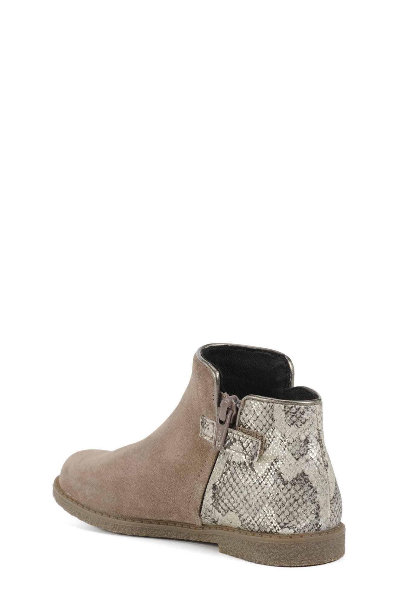 Jr Shawntel Bootie,                             Alternate thumbnail 2, color,                             Taupe