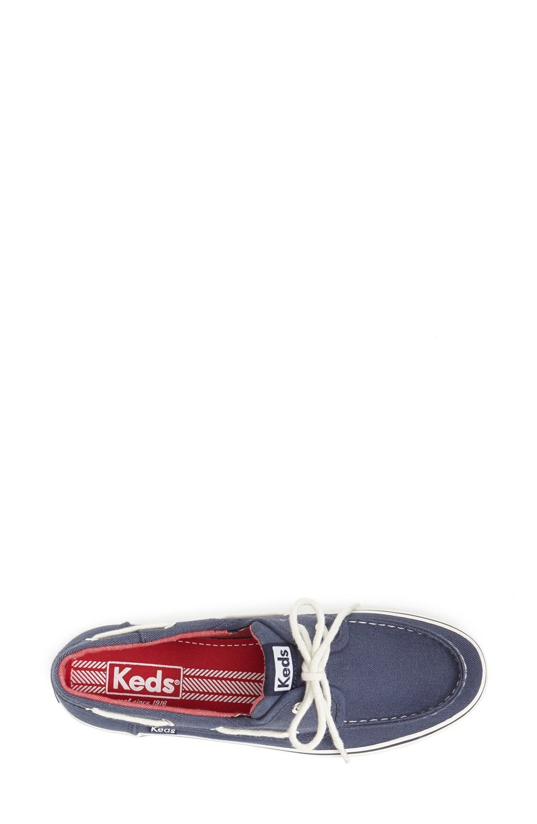 Alternate Image 3  - Keds® 'Bay Bird' Boat Shoe Sneaker (Women)