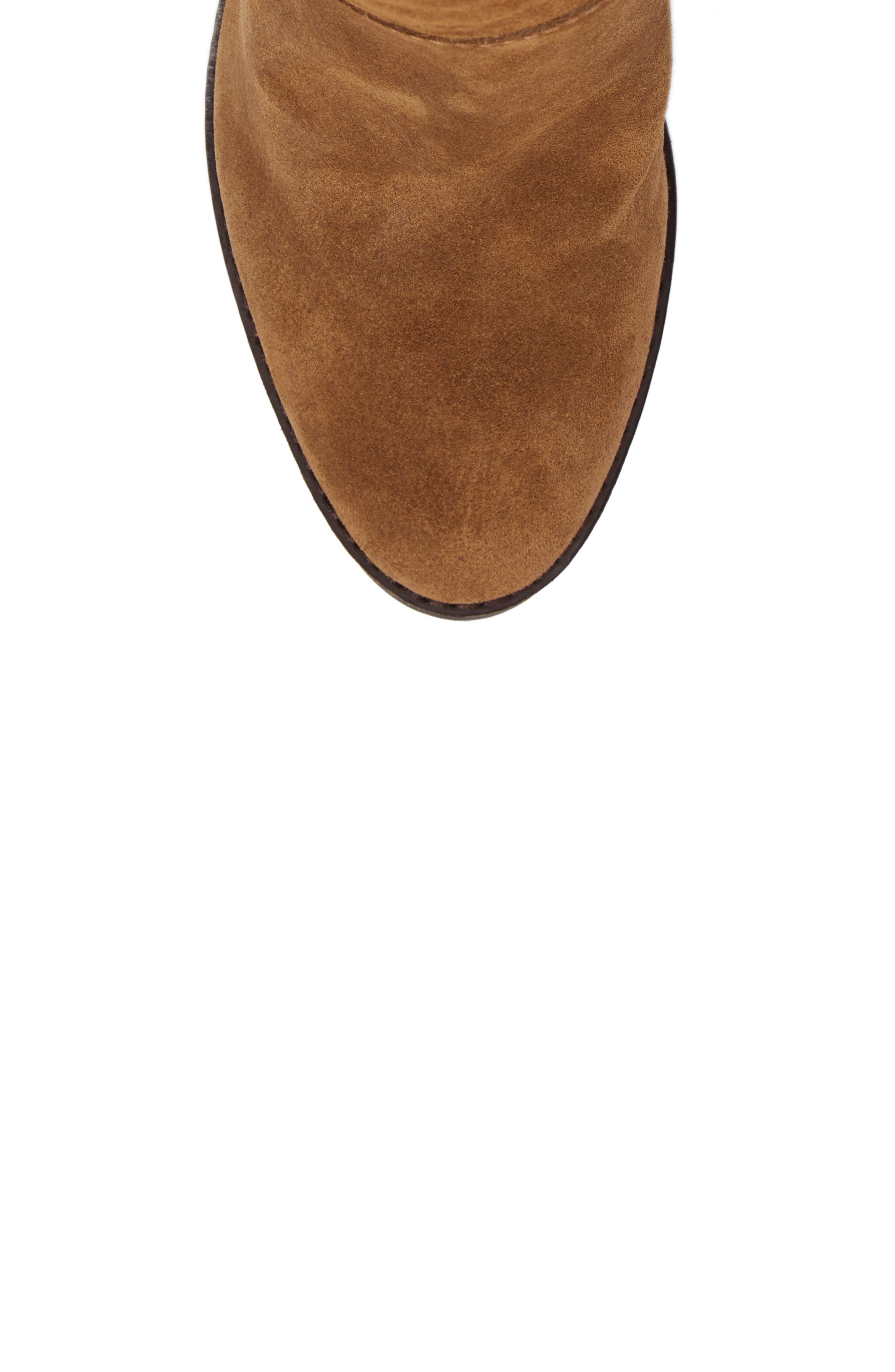 Alternate Image 5  - Lucky Brand Pembe Asymmetrical Boot (Women)