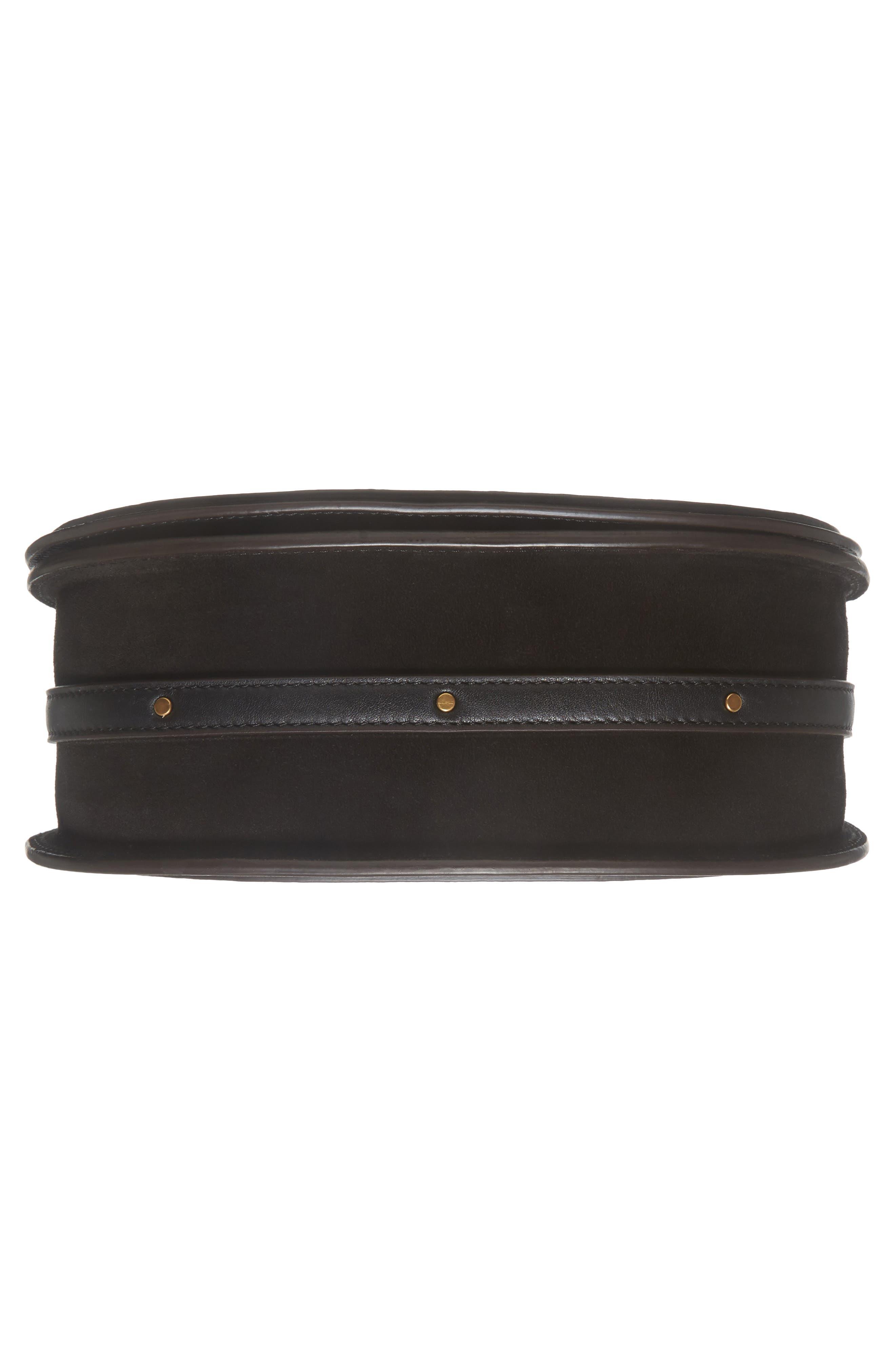 Alternate Image 6  - Chloé Medium Nile Leather Bracelet Saddle Bag