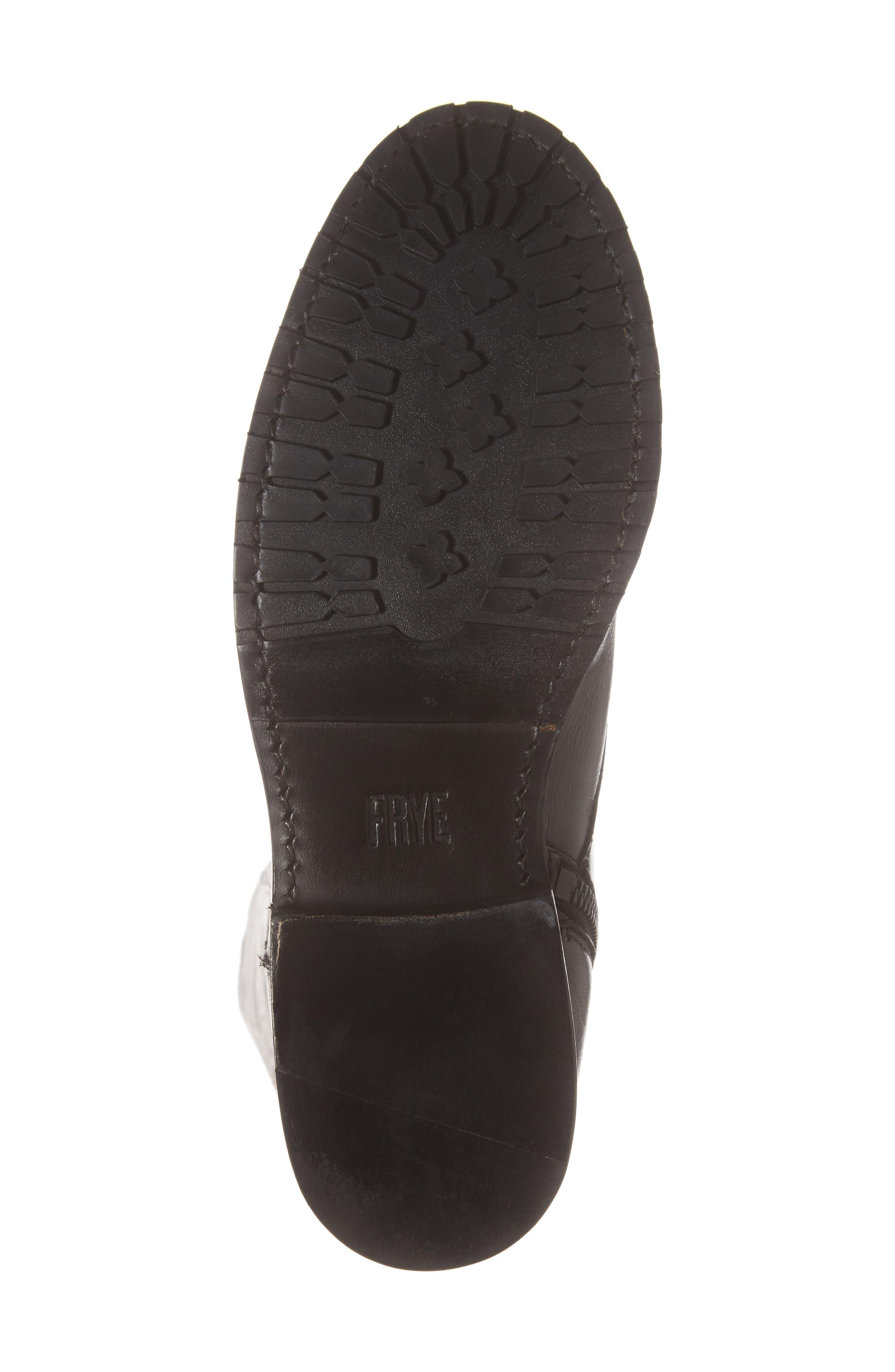 Alternate Image 6  - Frye Natalie Knee High Combat Boot (Women)