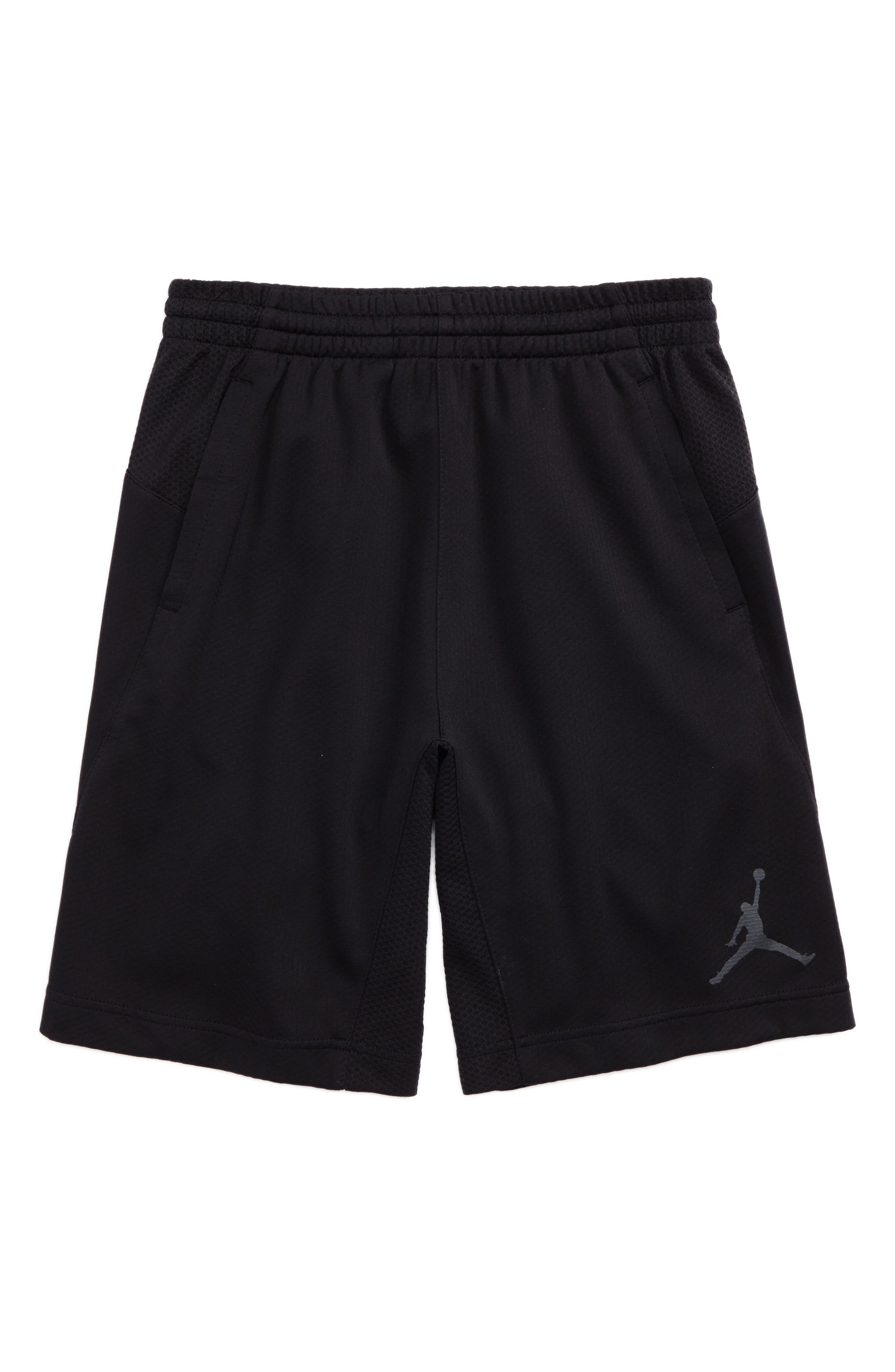 Jordan Basic Basketball Shorts (Big Boys)