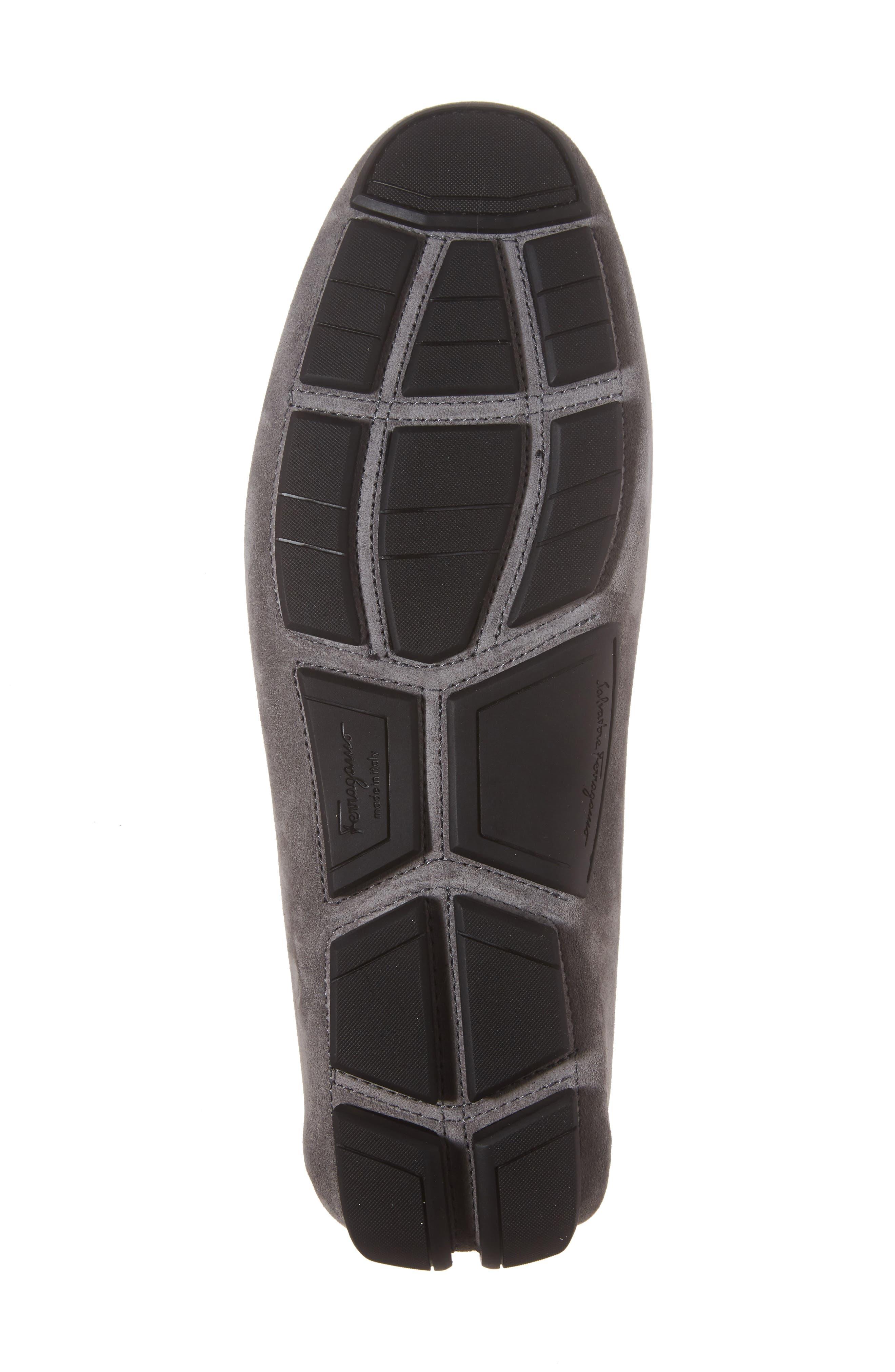 Alternate Image 6  - Salvatore Ferragamo GranprixDriving Shoe (Men)