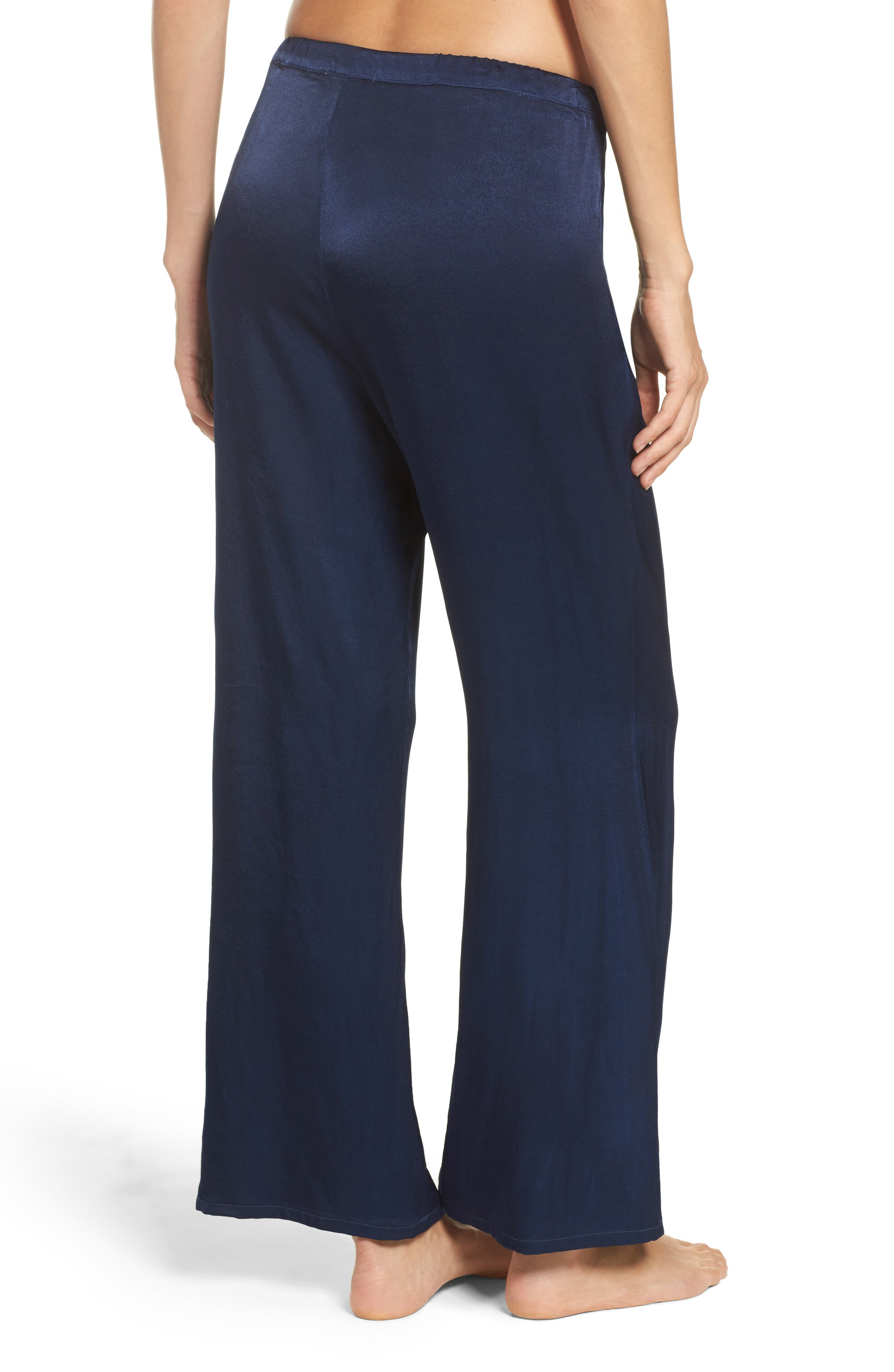 Vela Pajama Pants,                             Alternate thumbnail 2, color,                             Oxford