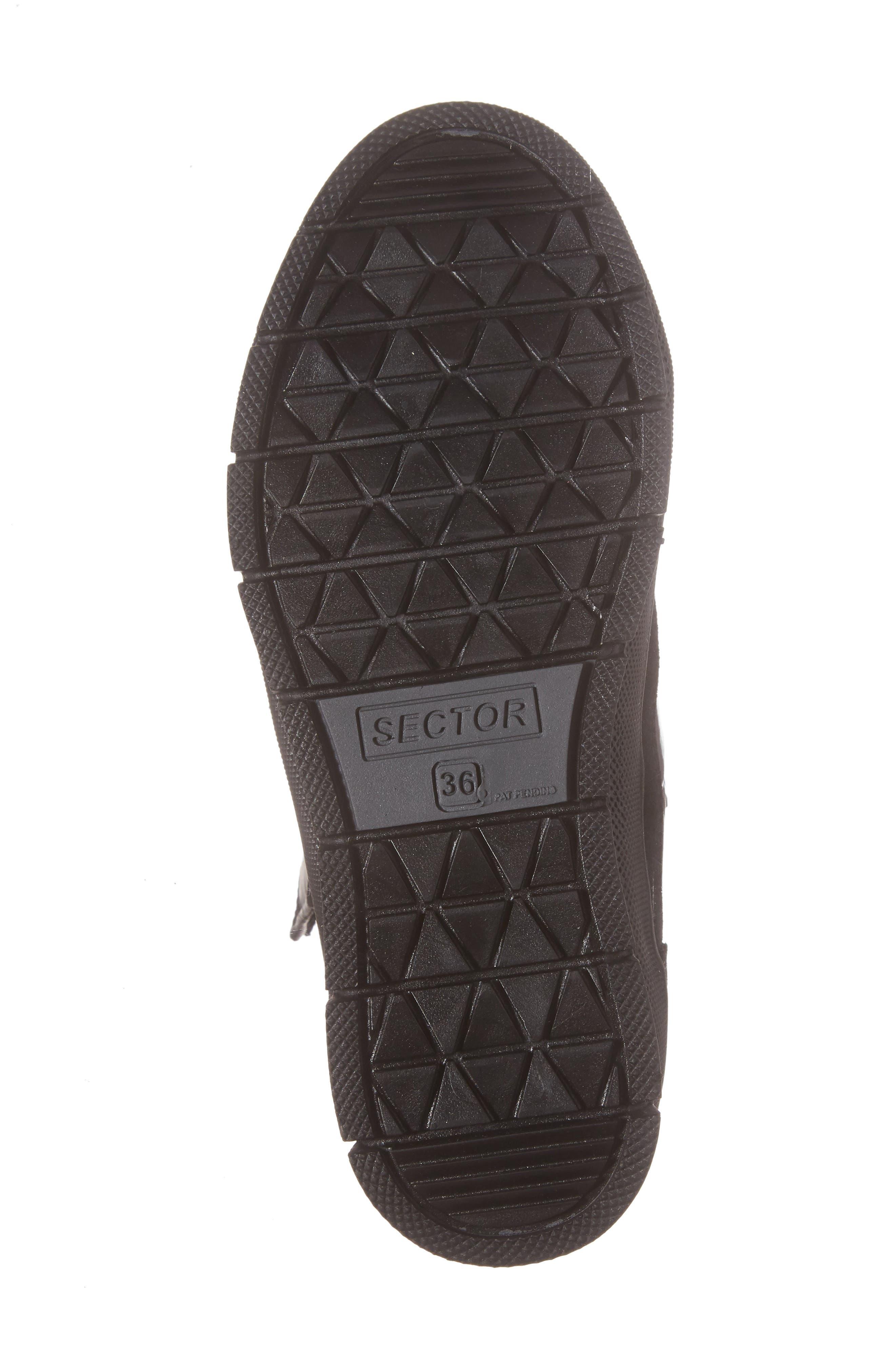Gran Sasso Waterproof Boot,                             Alternate thumbnail 6, color,                             Black Baltico