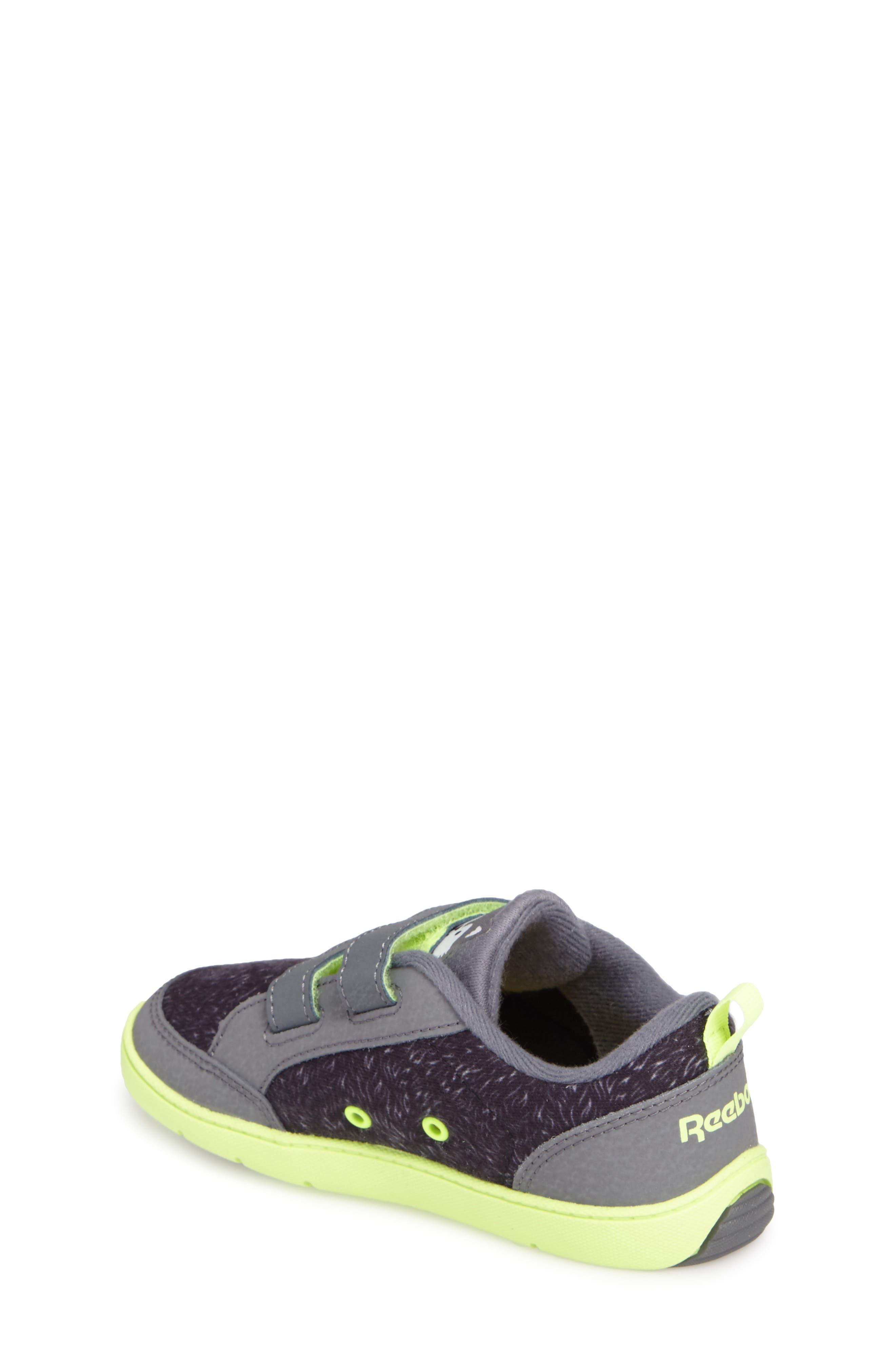 Alternate Image 2  - Reebok Ventureflex Critter Feet Sneaker (Baby, Walker & Toddler)