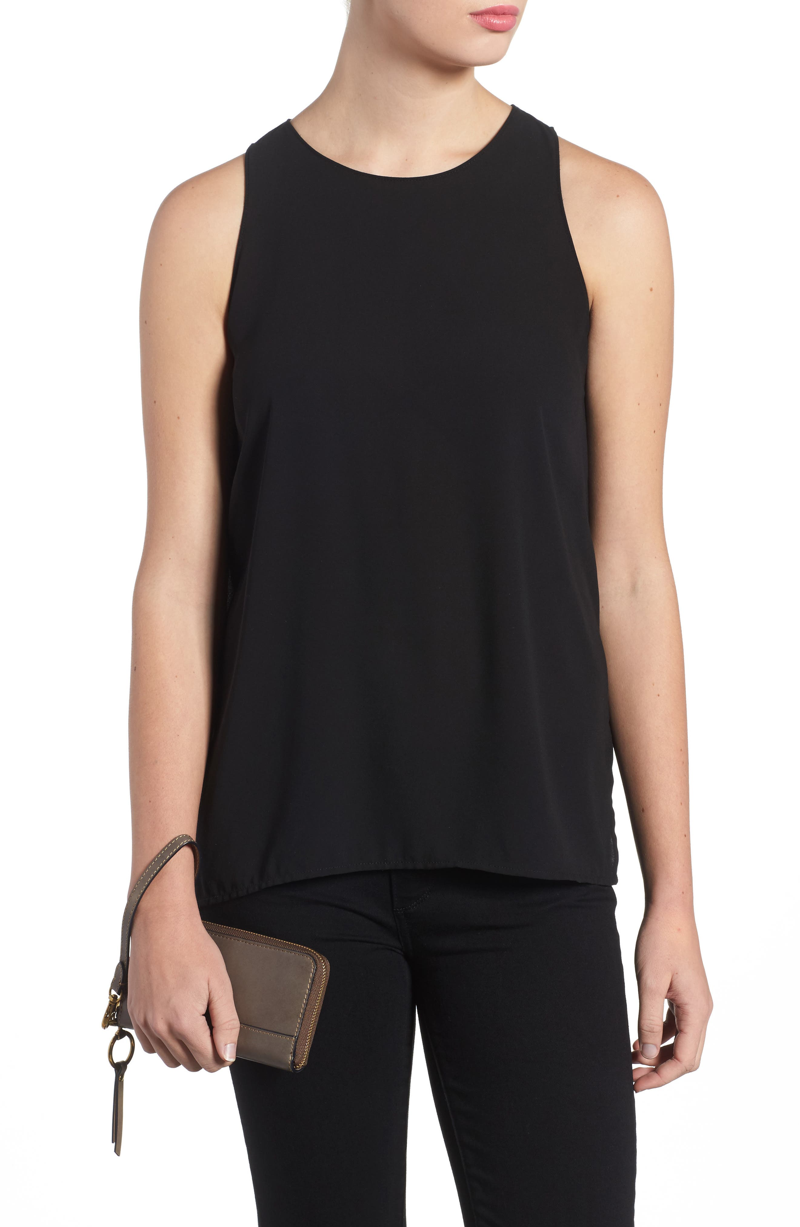 Alternate Image 2  - Frye Ilana Harness Phone Leather Zip Wallet