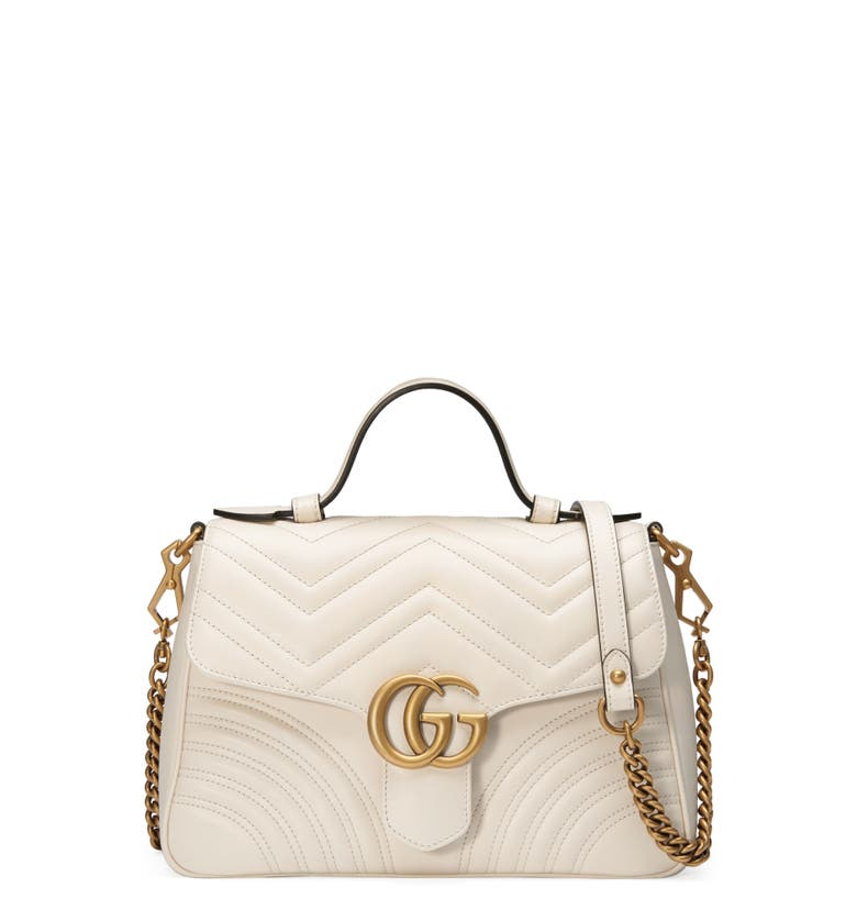 Main Image - Gucci GG Marmont 2.0 Matelassé Leather Camera Bag