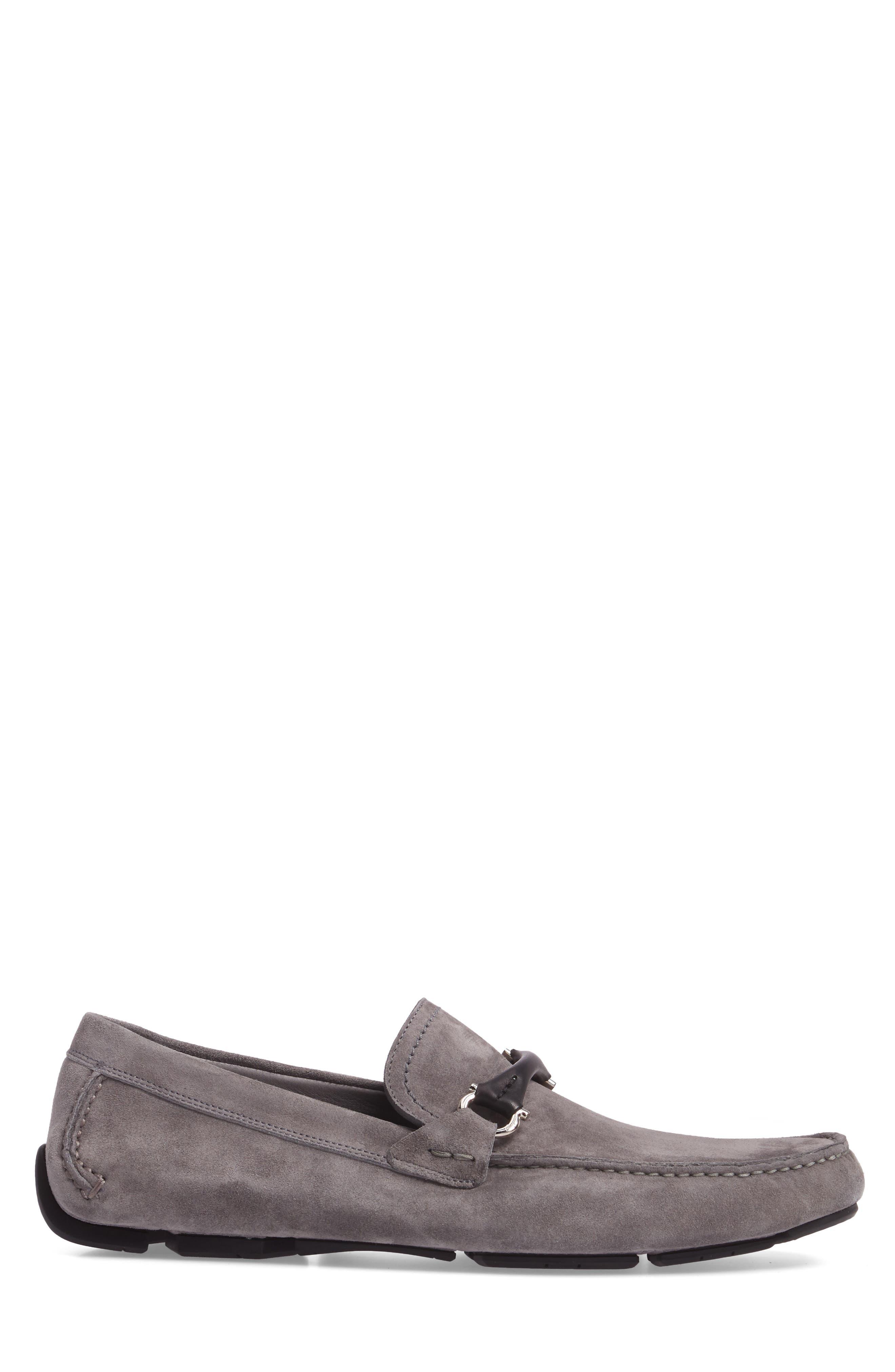 Alternate Image 3  - Salvatore Ferragamo GranprixDriving Shoe (Men)